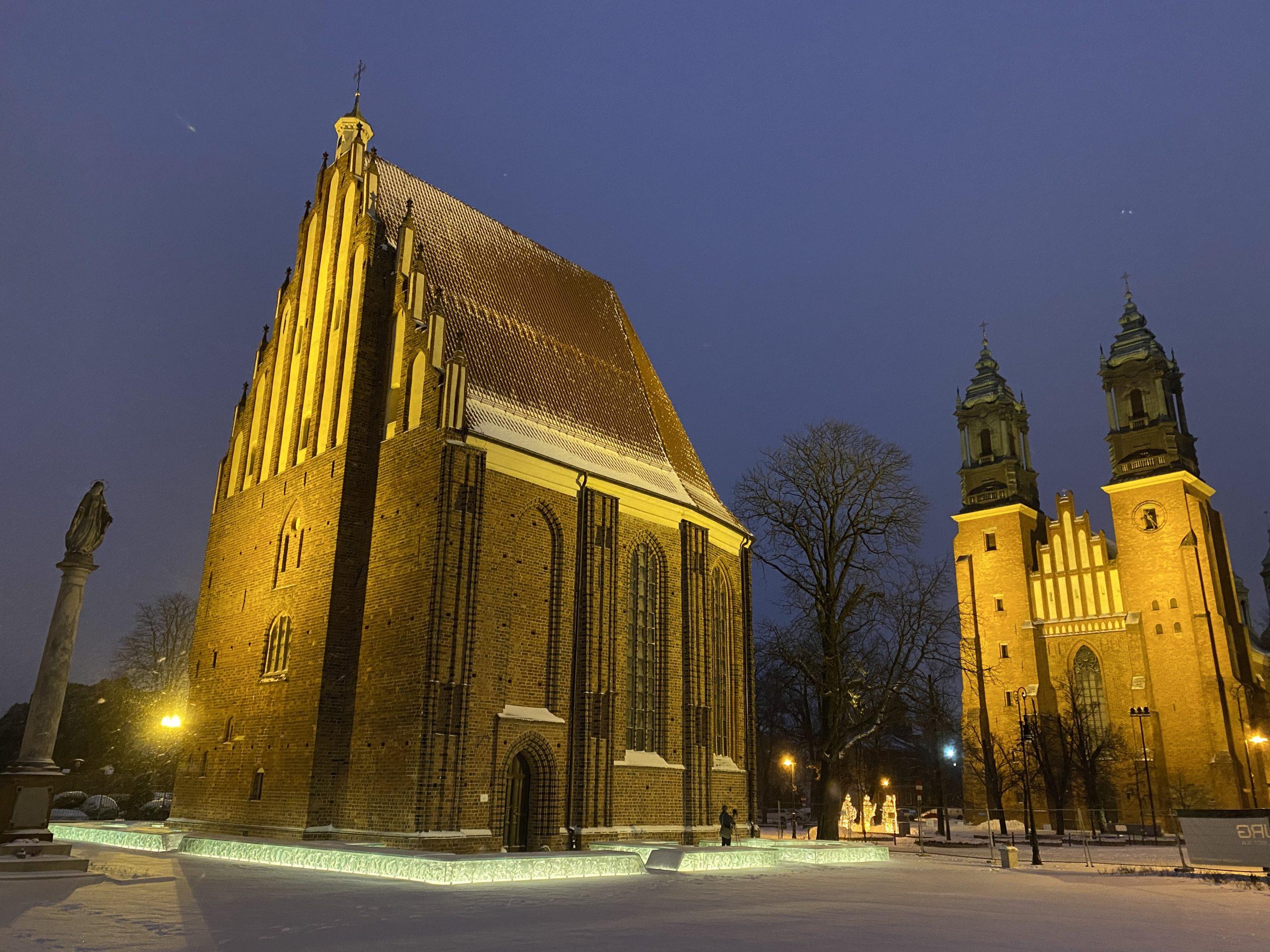 The Spirit of Palatium, Ostrów Tumski, Poznań, Poland