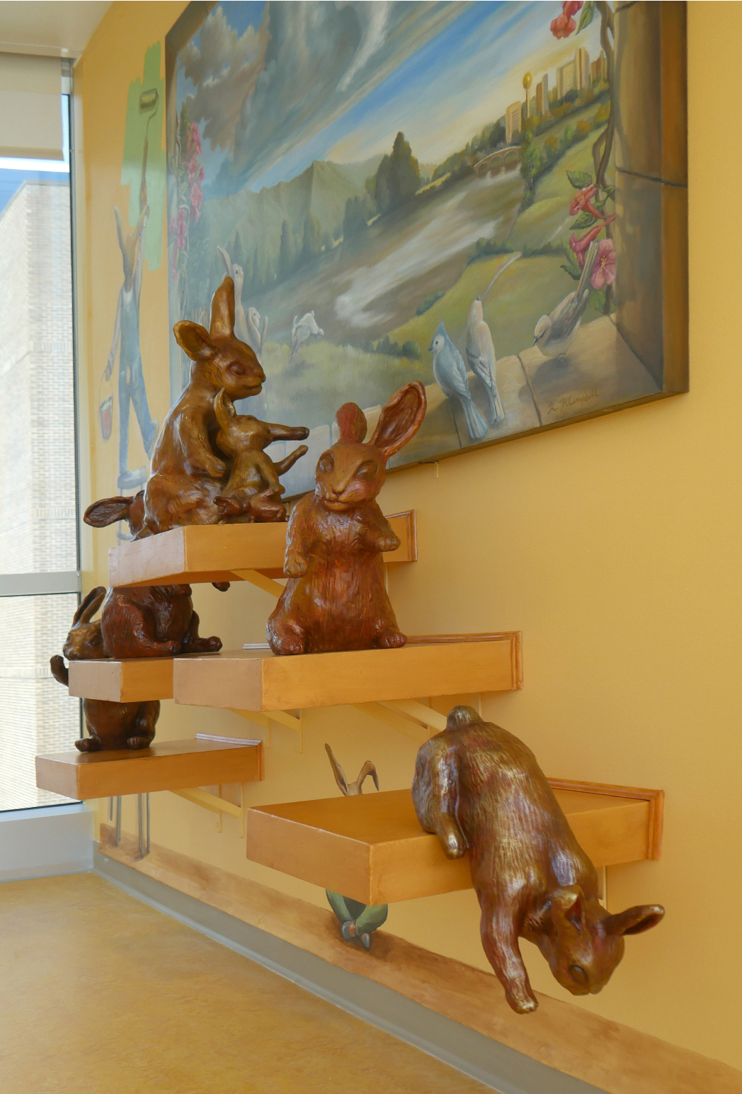 """Bunny World"""