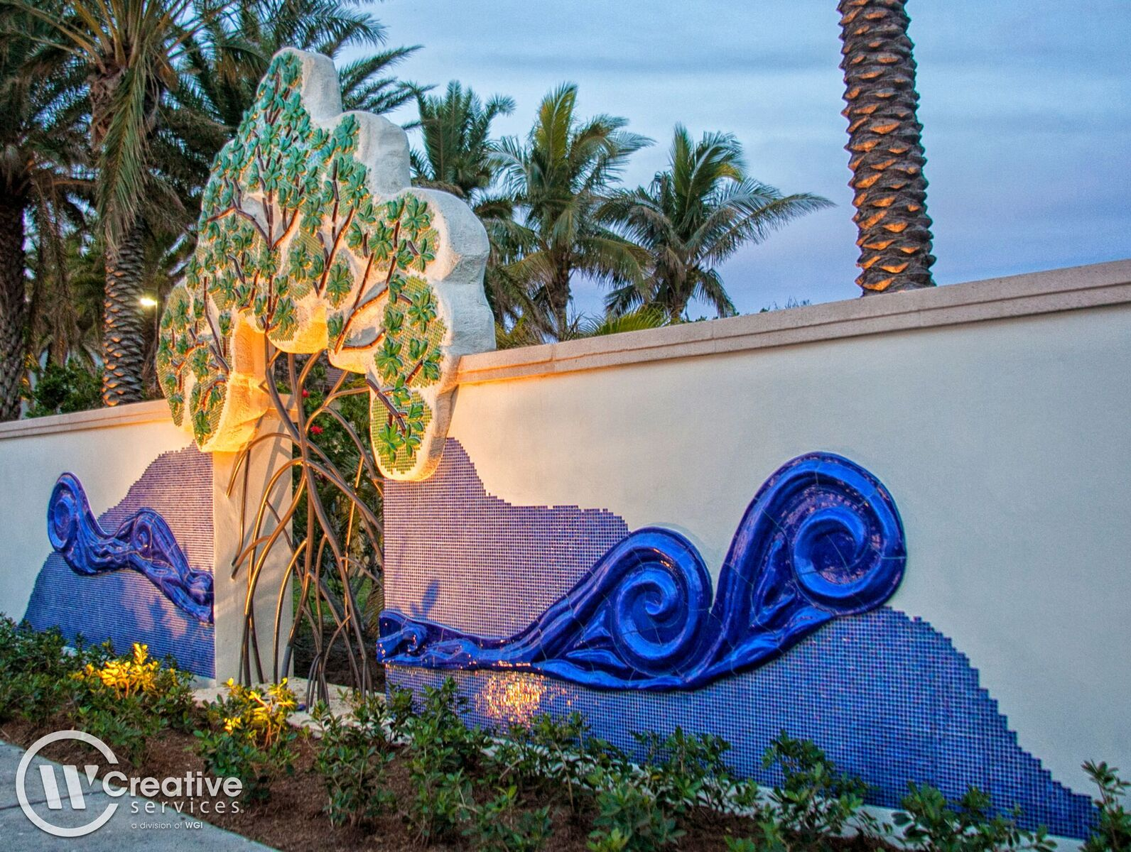 """Emerging Mangrove"" for Casa Del Mar"