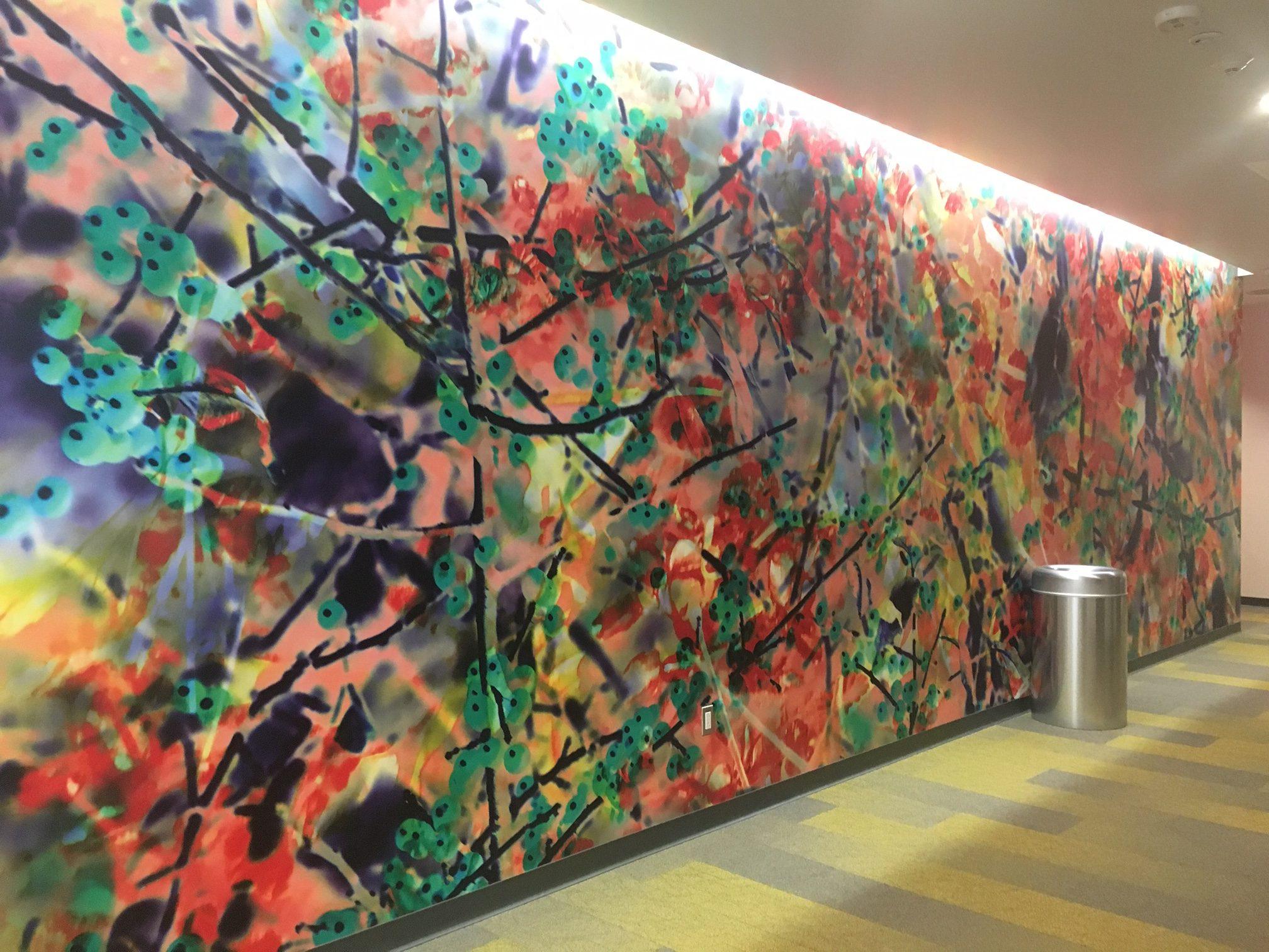 UCDMC North Addition Lobby