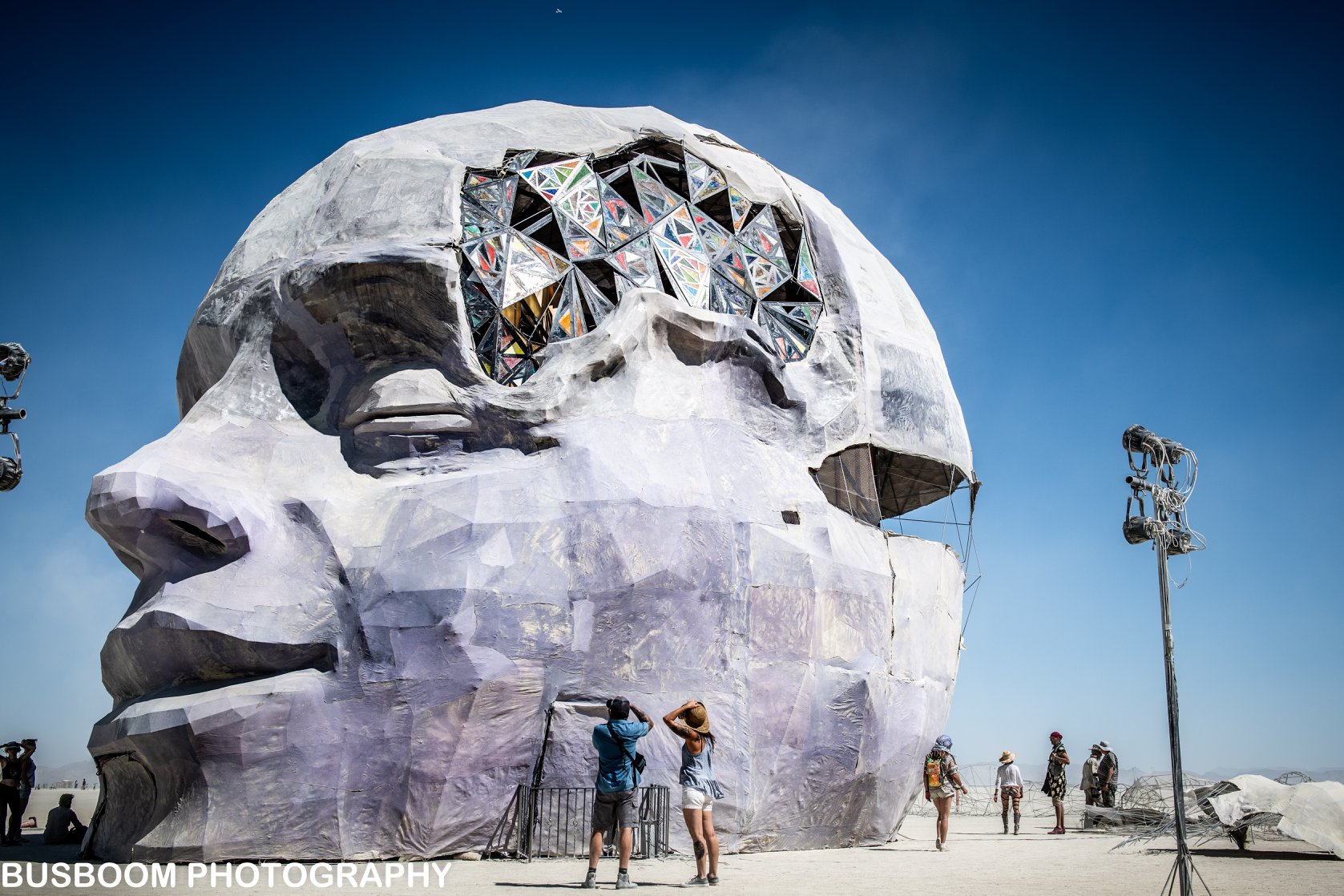 Burning Man Projects