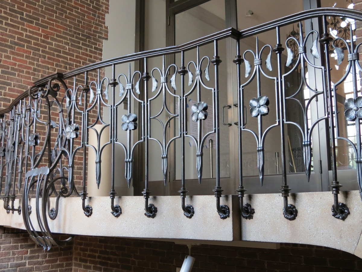 Yale Art Galleries Railing, Permanent Collection