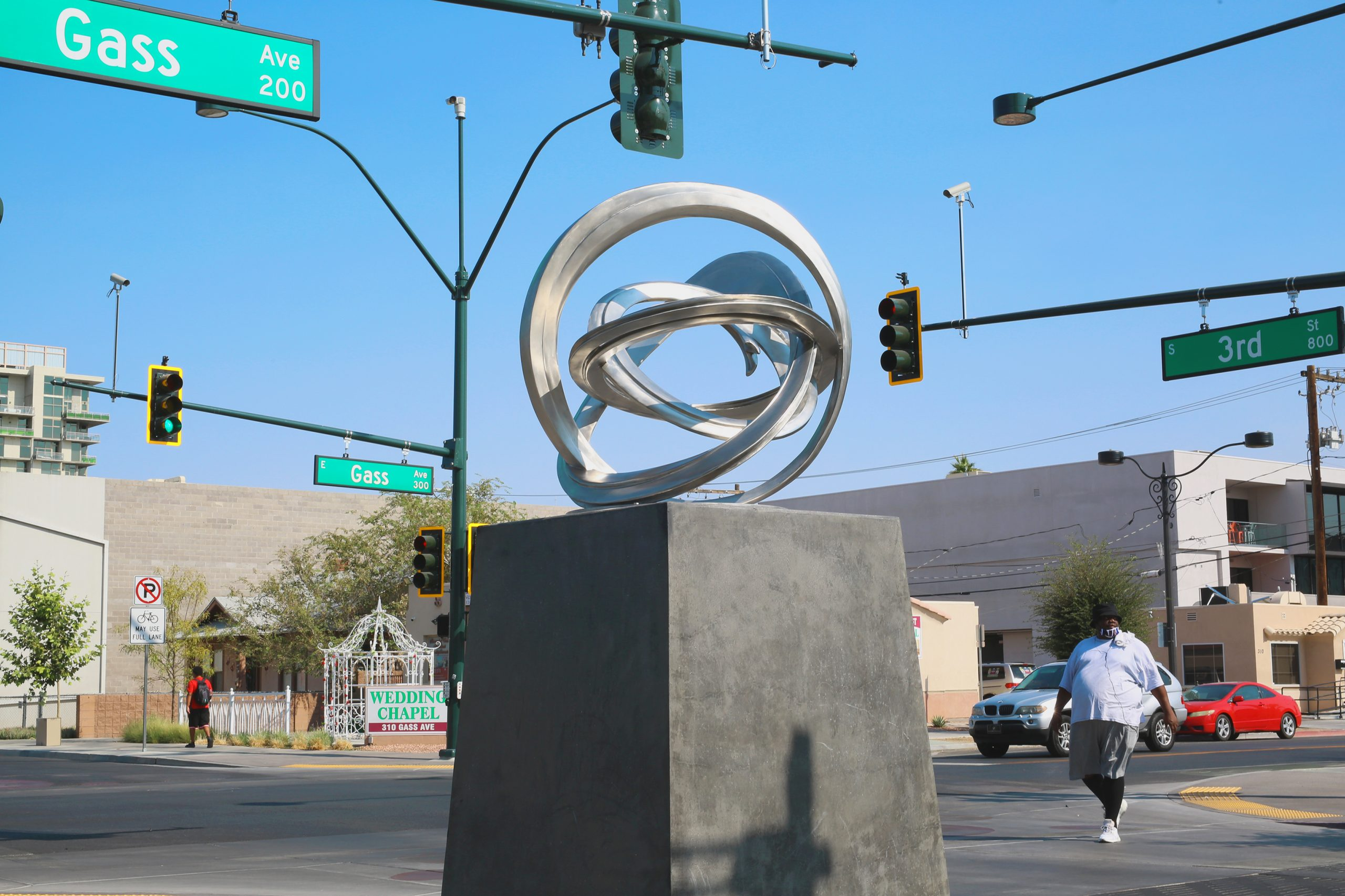 """""""Atomic Tumbleweed"""" – Third Street Linear Park Project"""