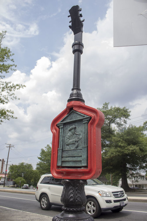 Rhode Island Ave Call Boxes