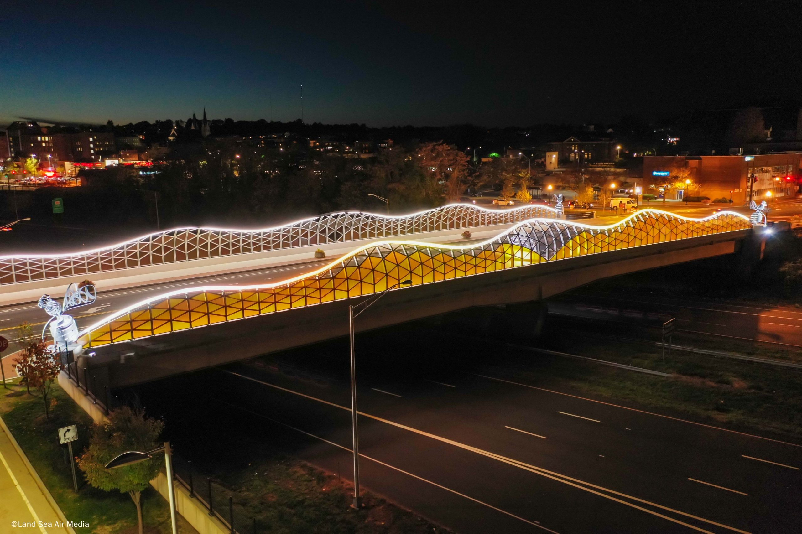 New Britain Beehive Bridge