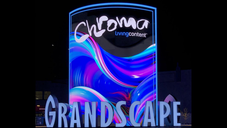 Grandscape – Stylon Reflecting Pool