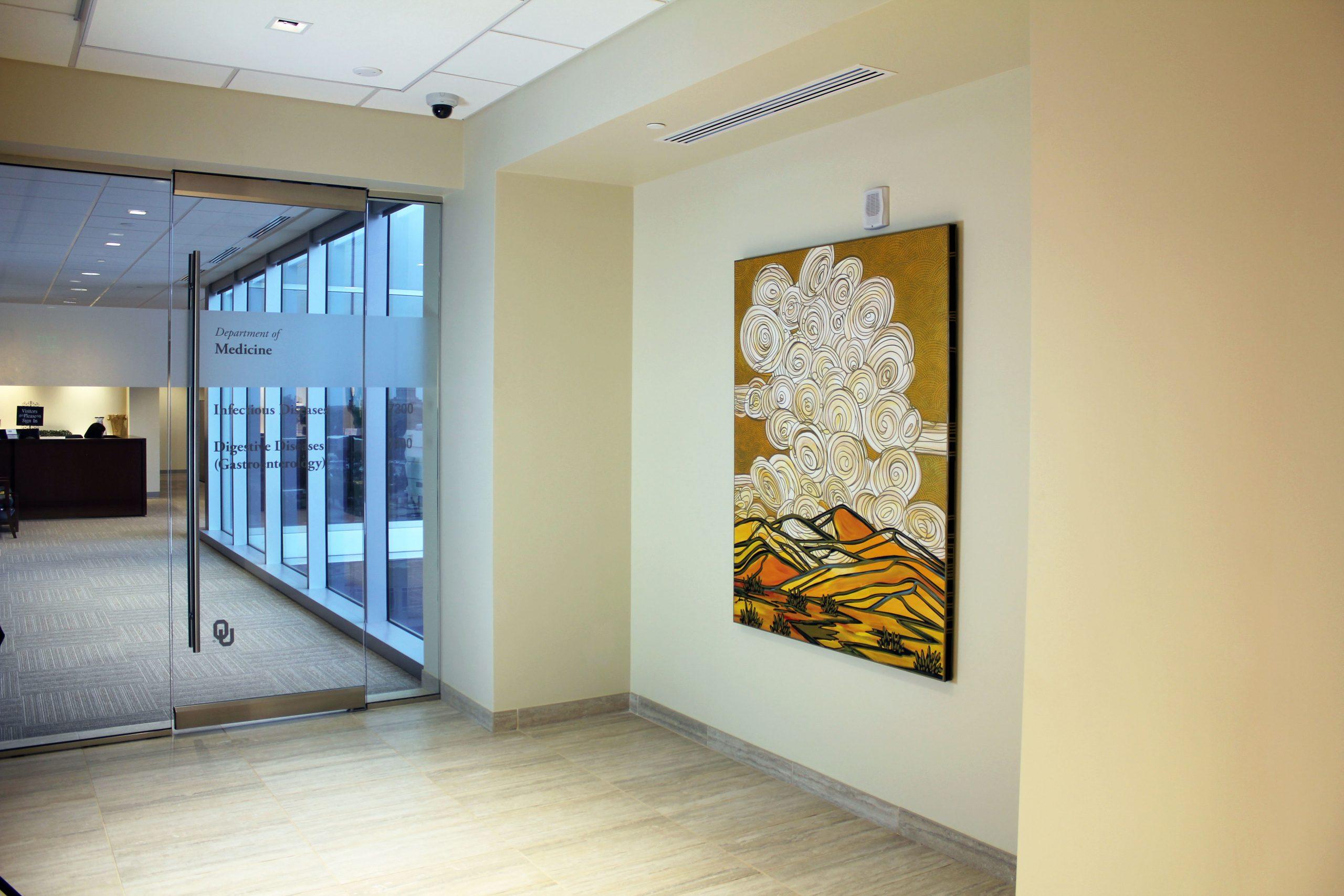 OU College of Medicine Installations