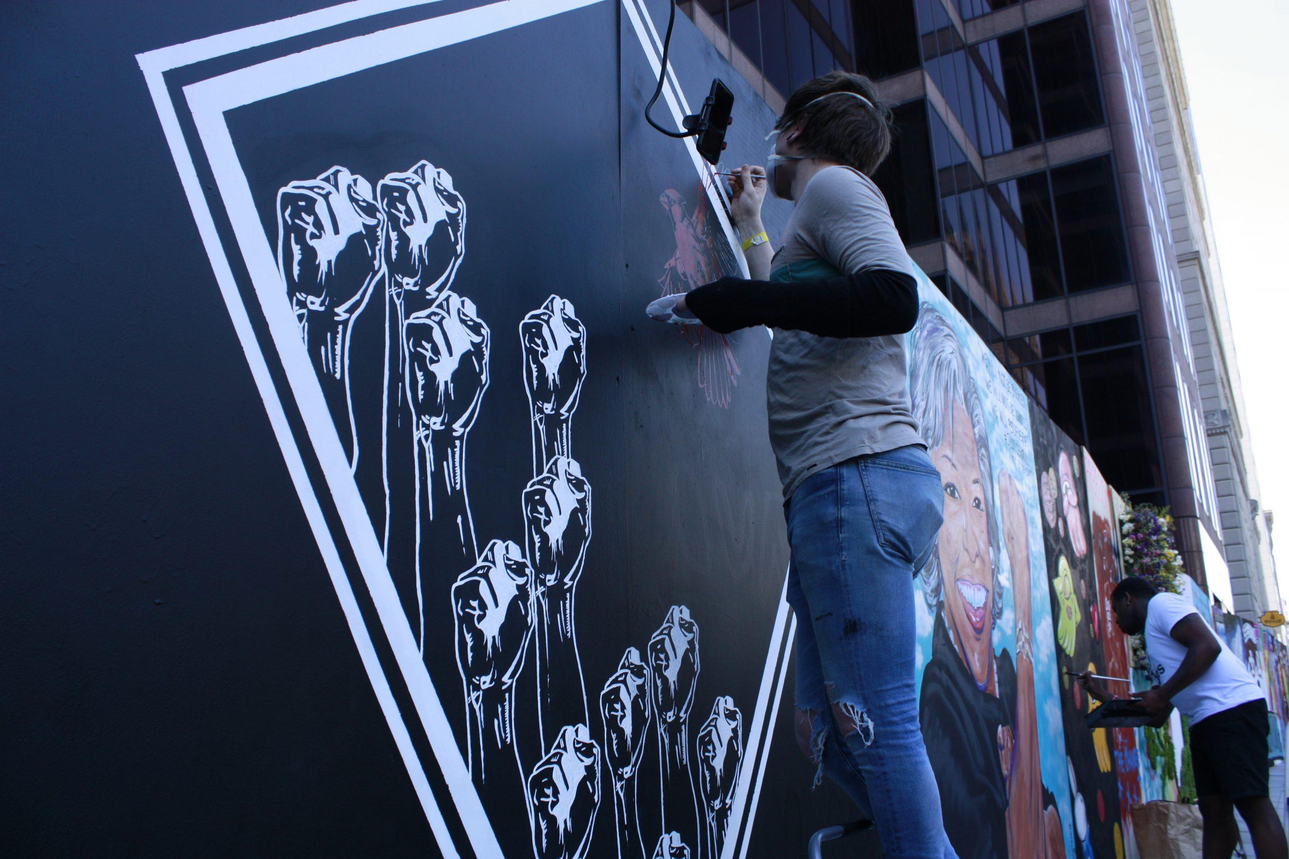 Ohio United (Art Unites Cbus/BLM Movement)