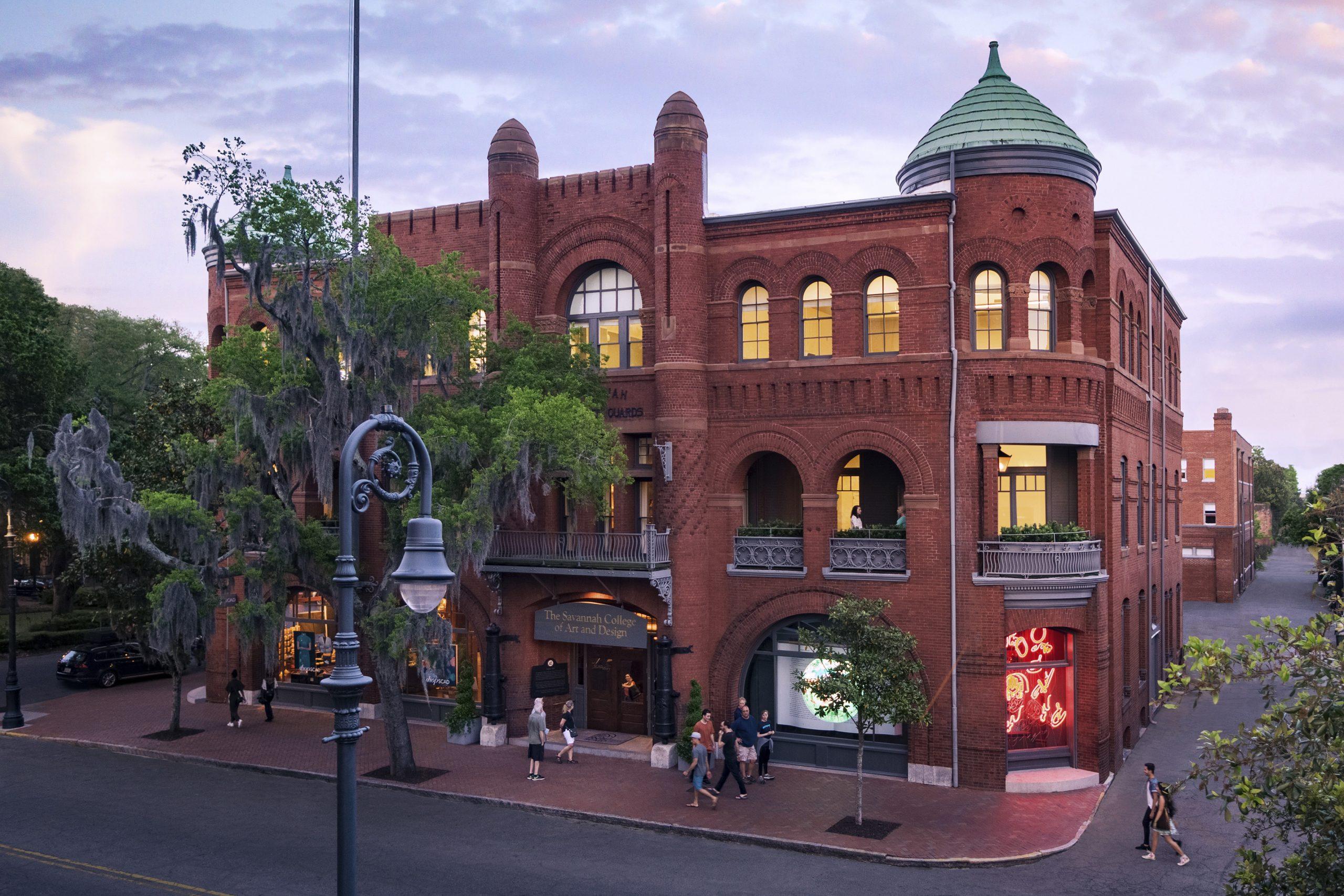 SCADstory: Savannah College of Art and Design