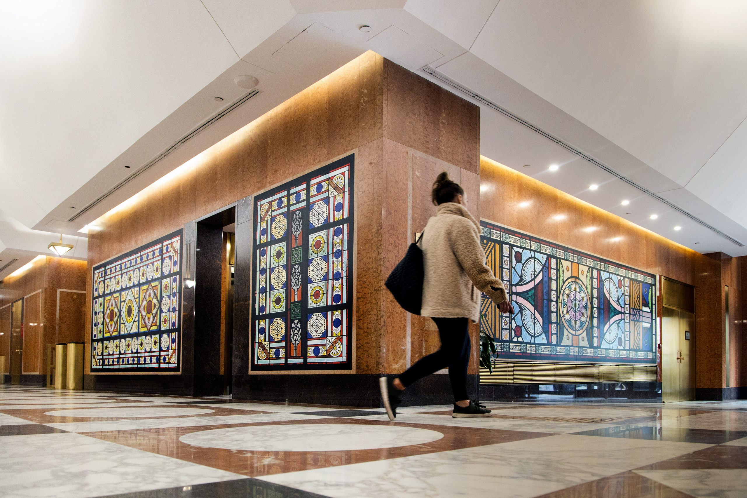 ILLUMINATION: An Interpretation of Charles Booth's Stained Glass Windows