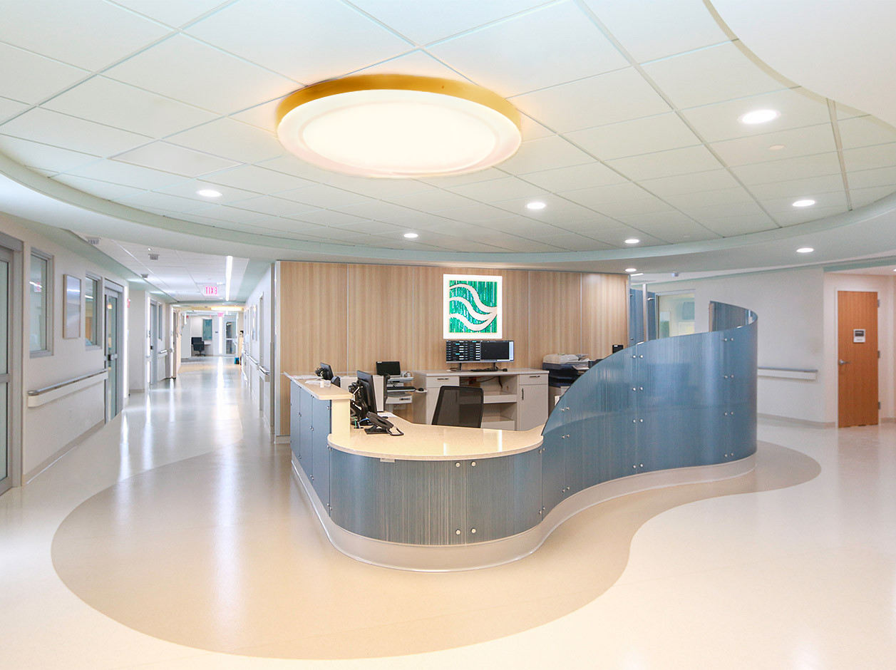 Southcoast Health ICU Unit