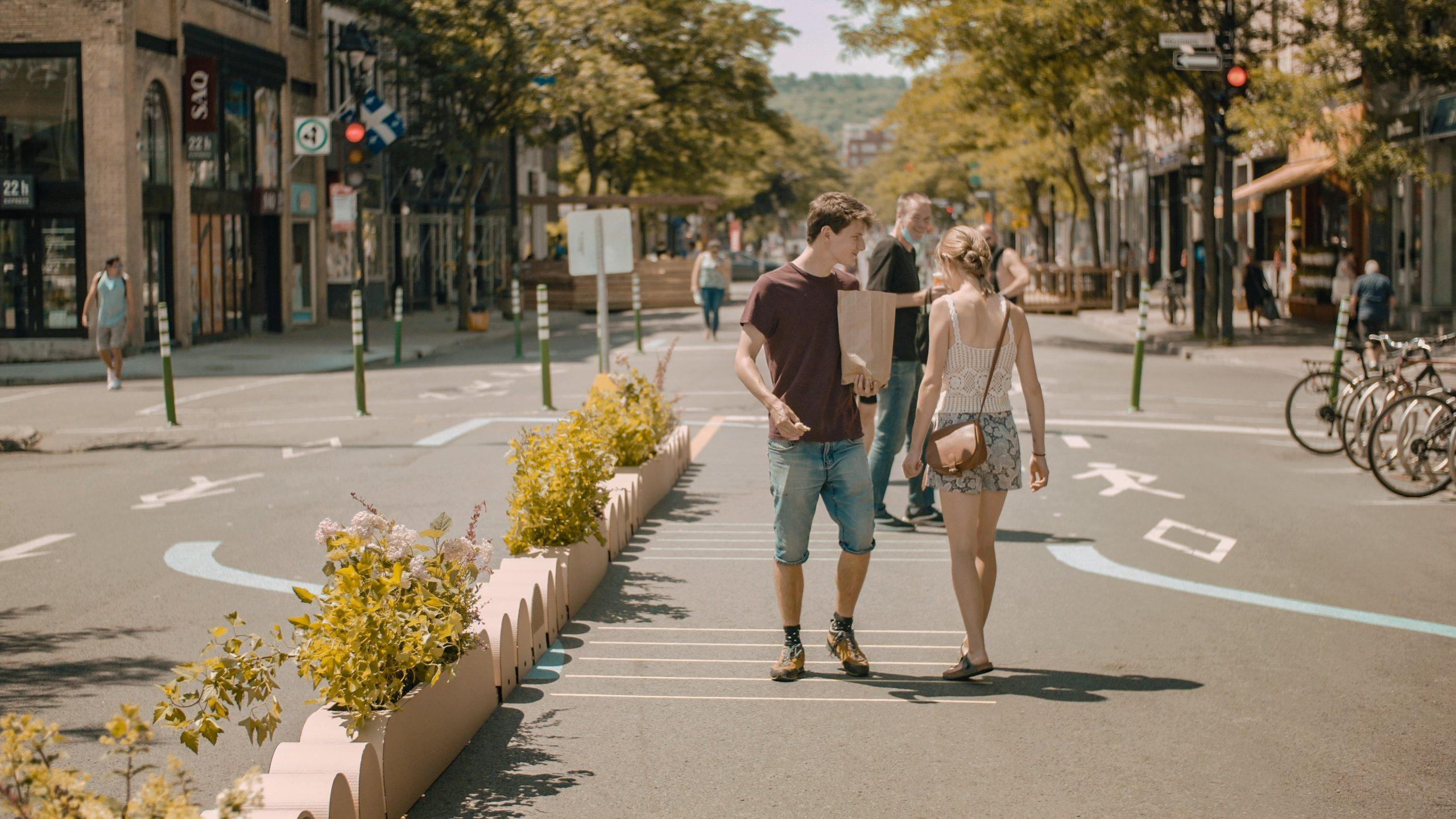 Walk Walk Dance