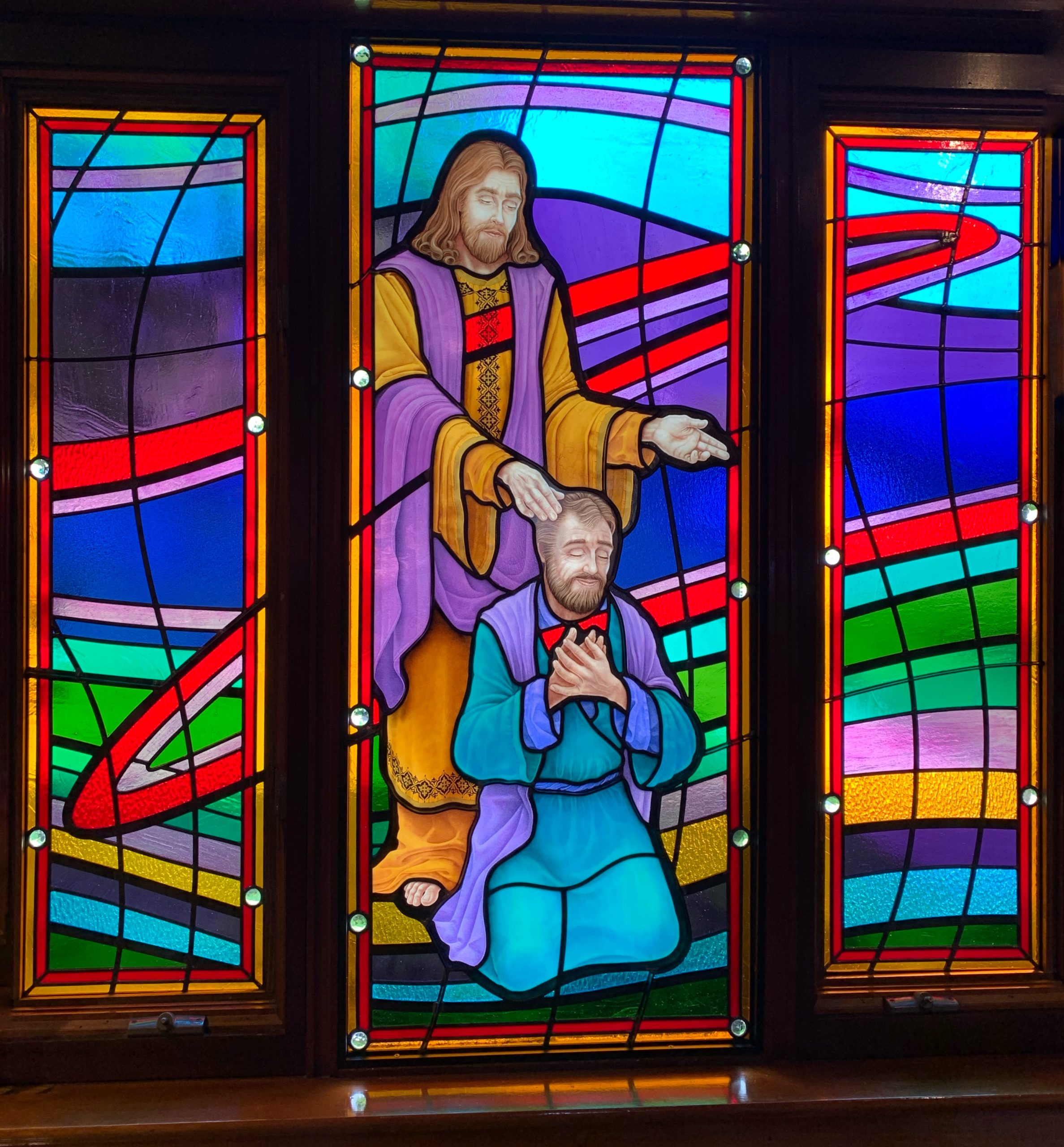Greater Works in Stained Glass: Our Call and Journey – Love In Action