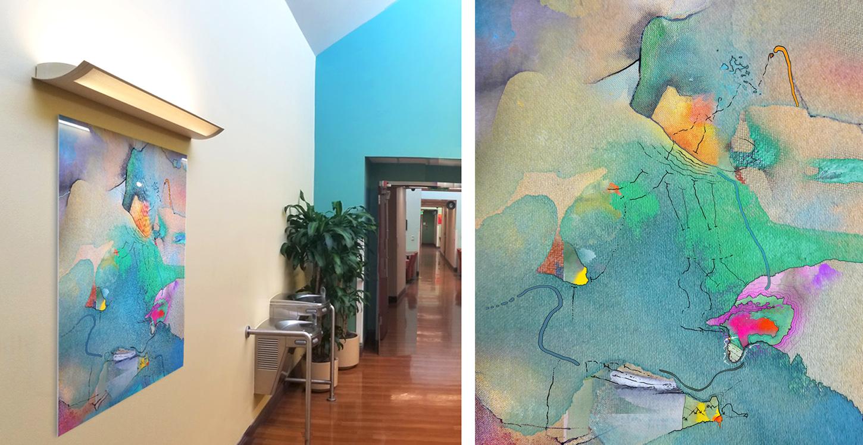 Color & Vitality for Kaiser Healthcare