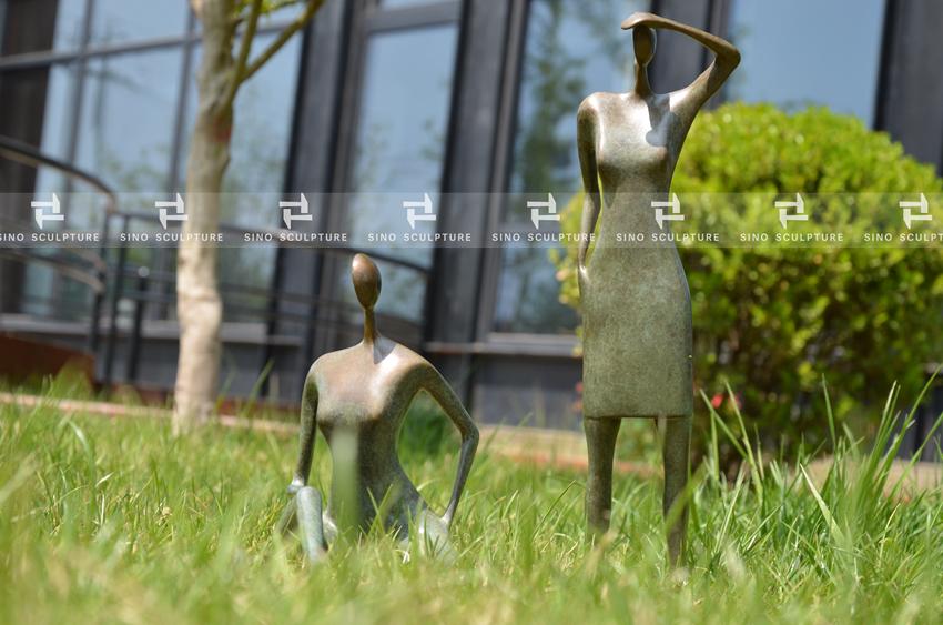 Casting Bronze Figure Sculptures