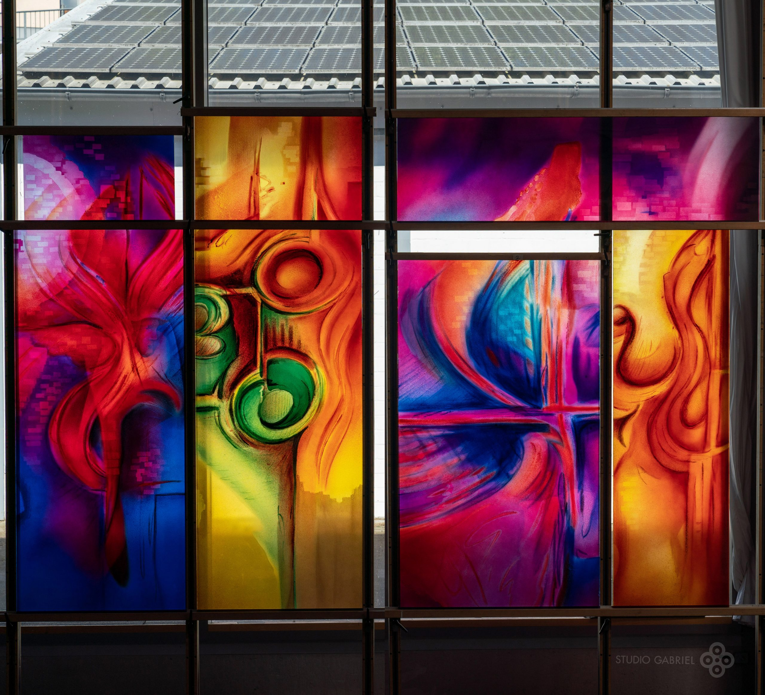 All colors of the soul  |  New Chapel of St. Hildegard