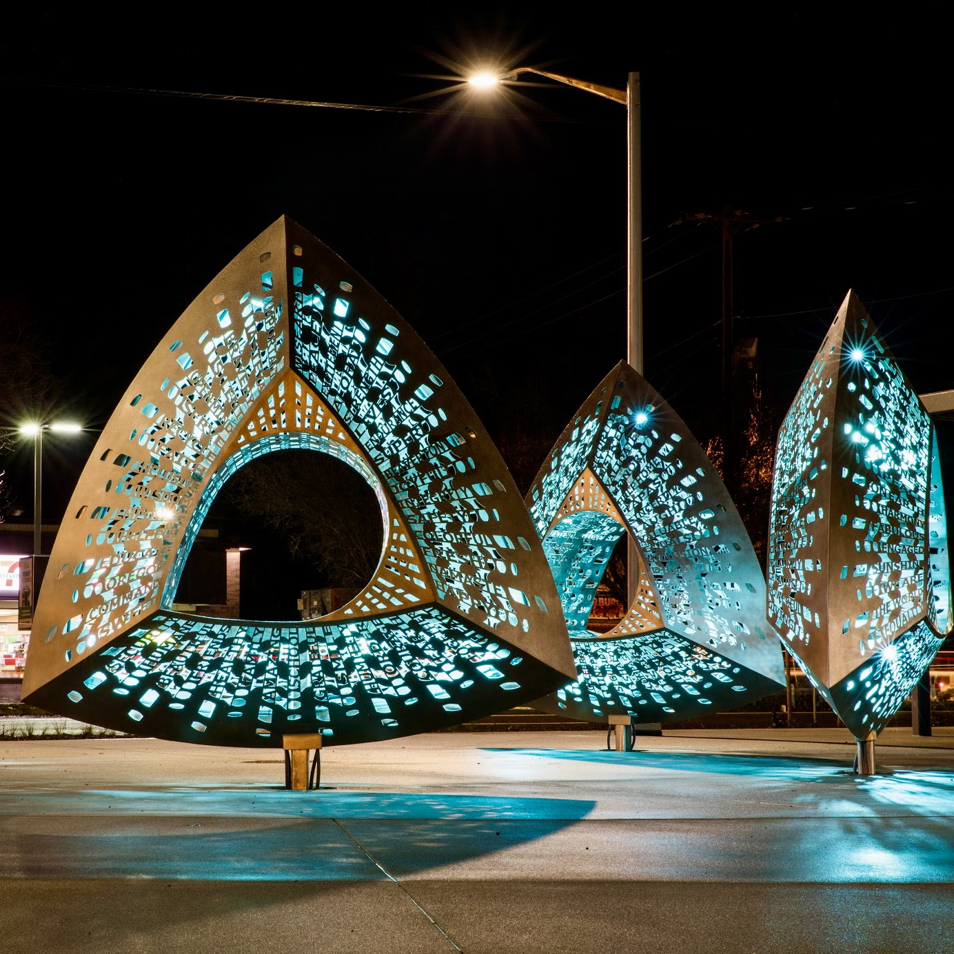 Insignias: Beaverton Public Safety Center