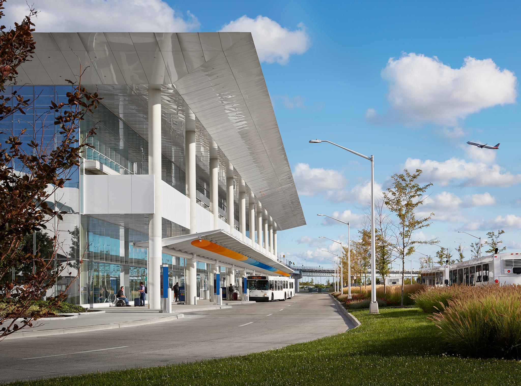 O'Hare International Airport, Multi Modal Terminal