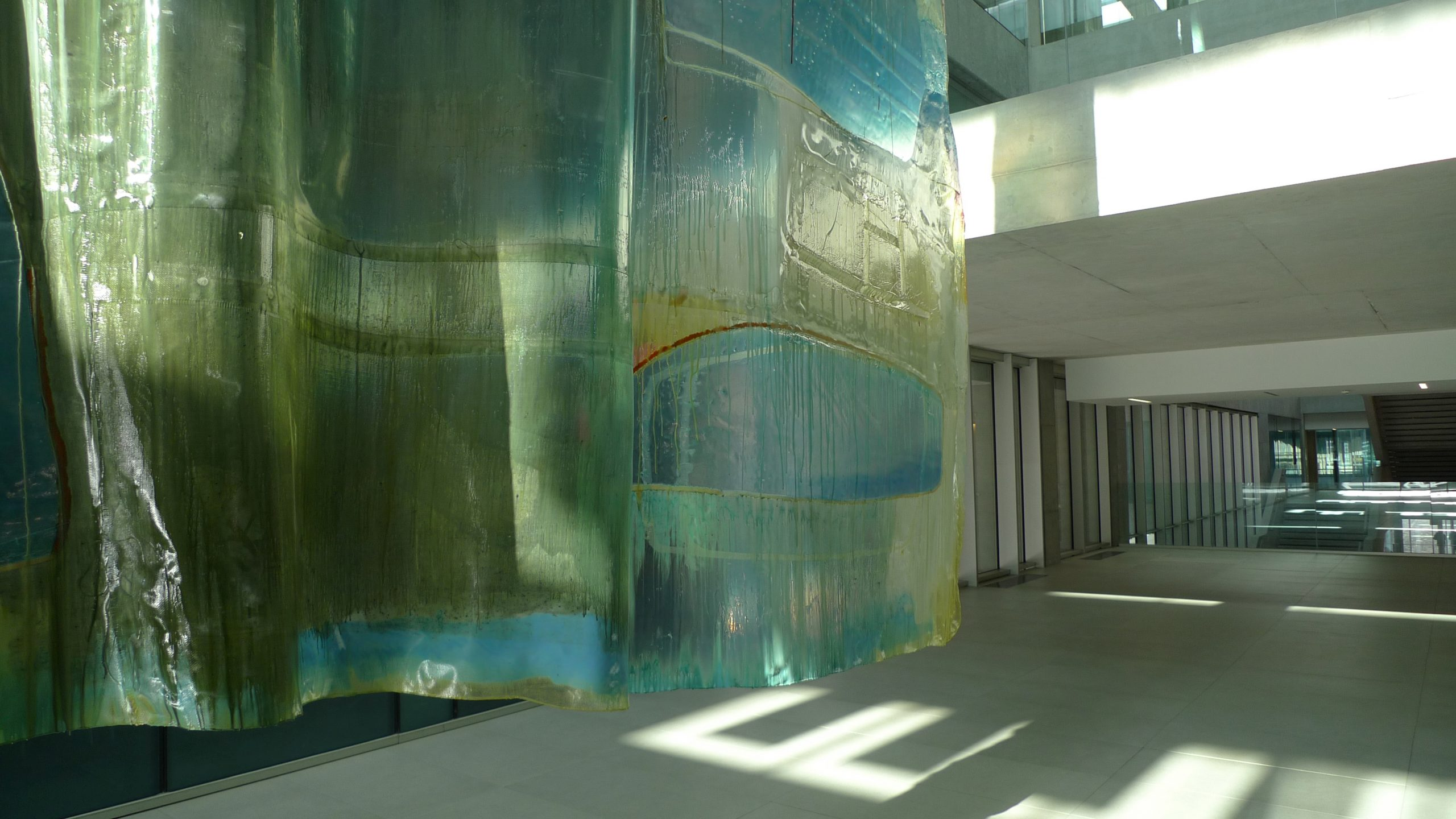 Boconni University Gallery, Milan Italy courtesy LUMC Kunstzaken, Netherlands
