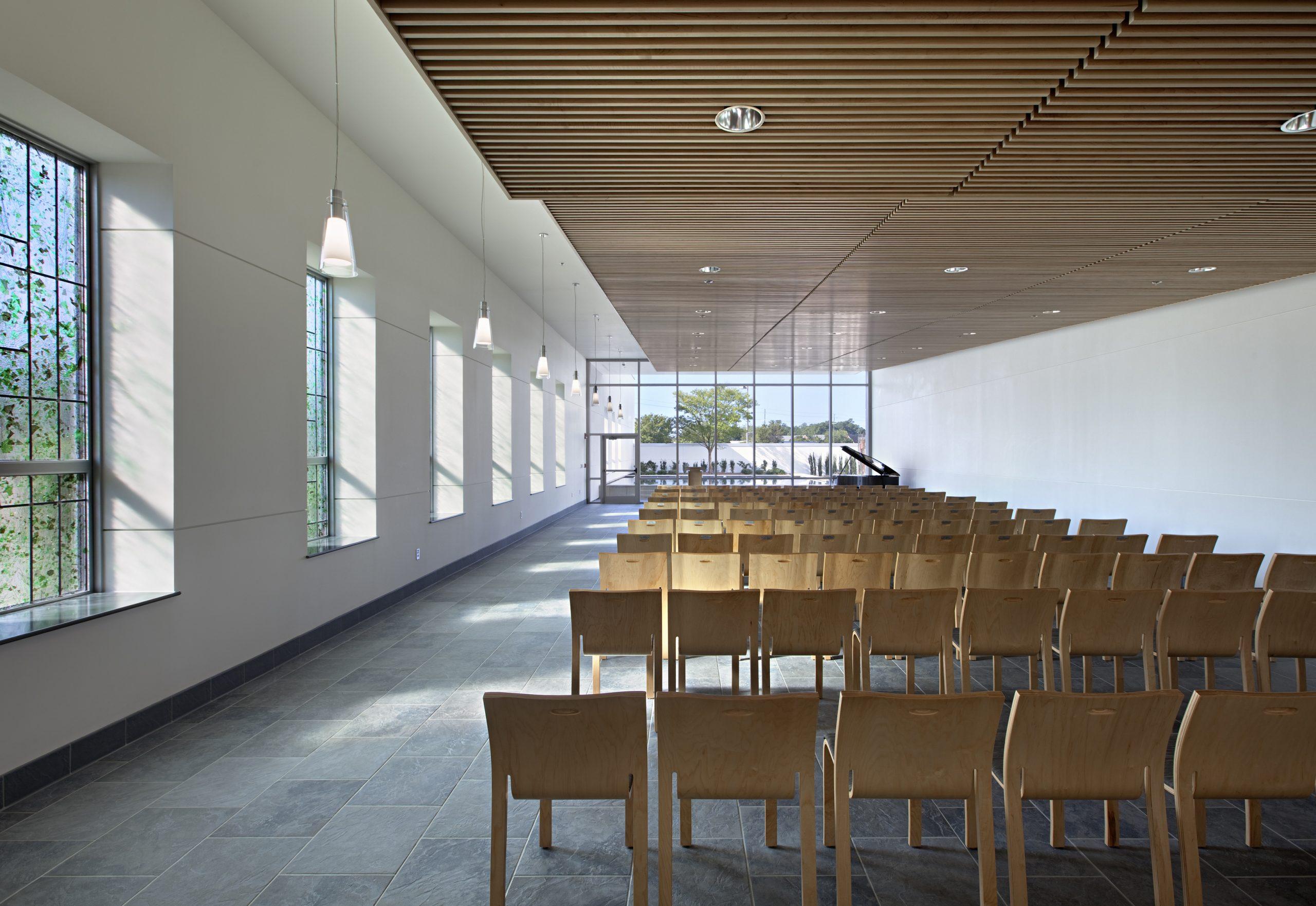 Pitt County Memorial Hospital Interfaith Chapel