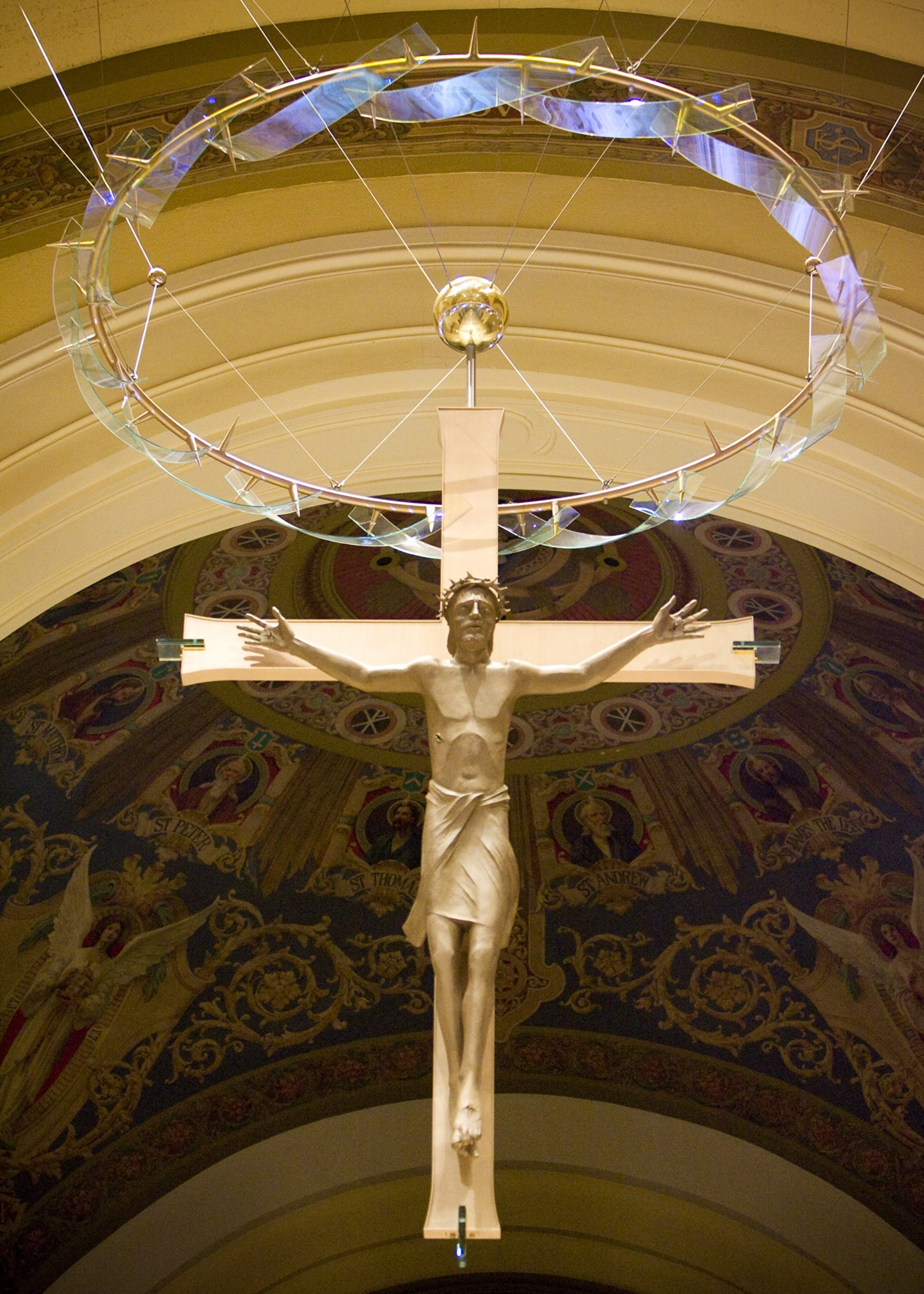 Saint Thomas Aquinas Chapel Renovation