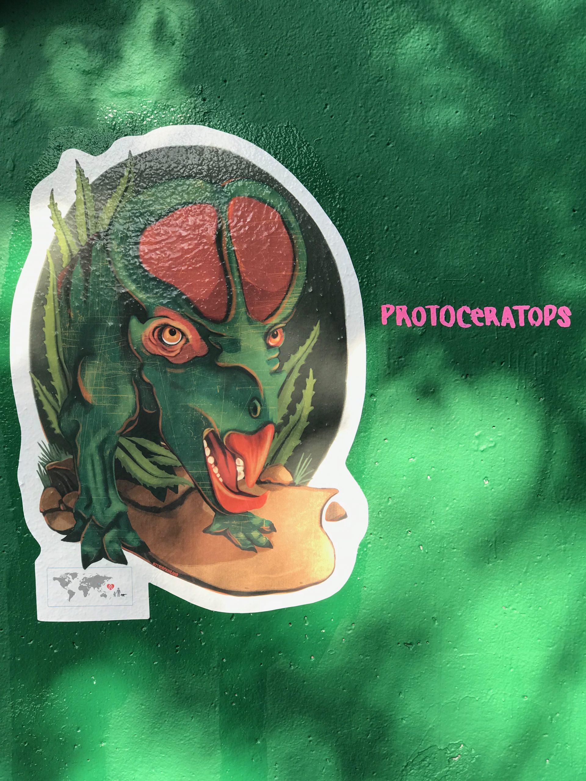 The Big Dino Sticker Pack