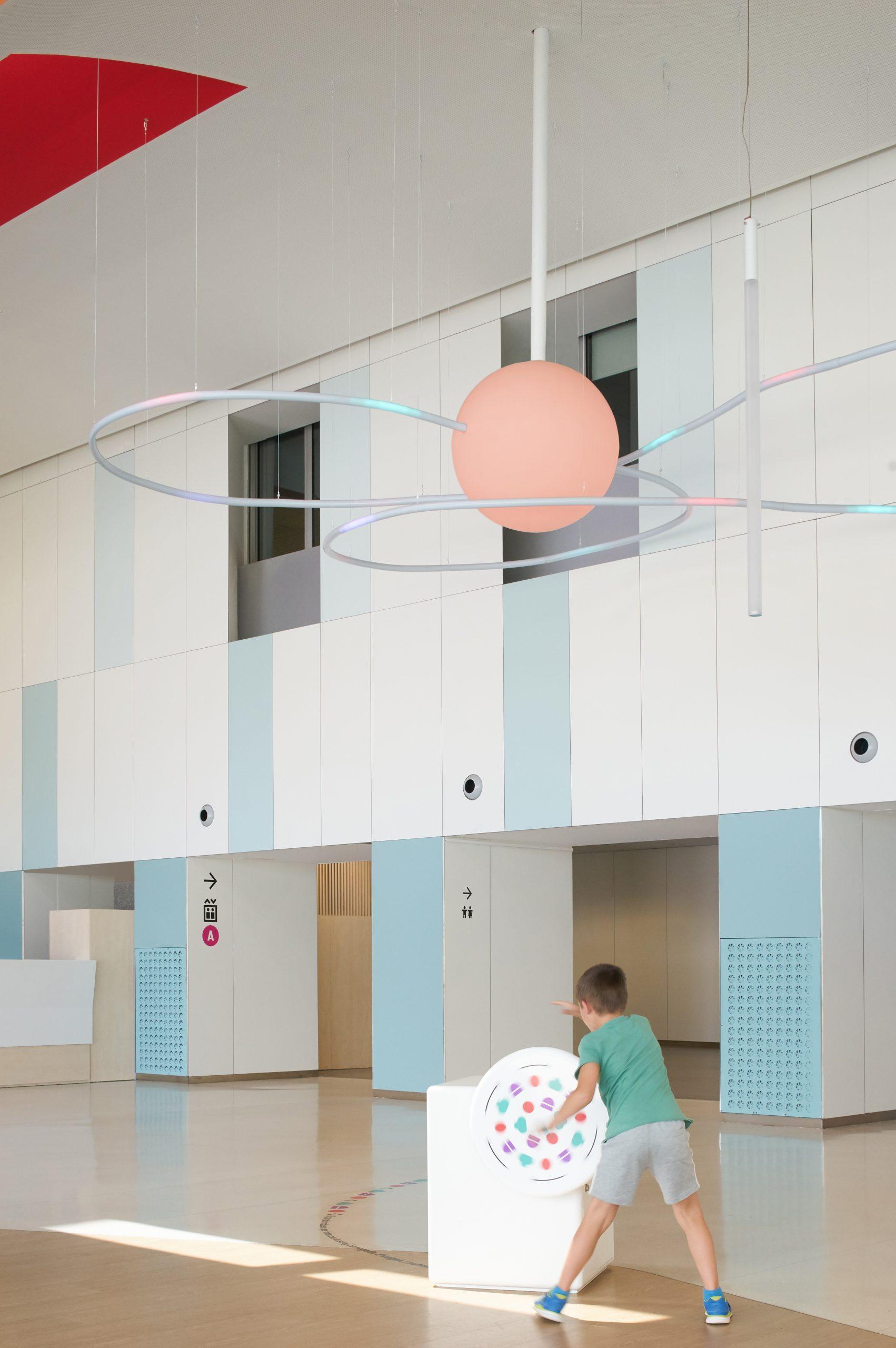 The Human Body – SJD Barcelona Children's Hospital