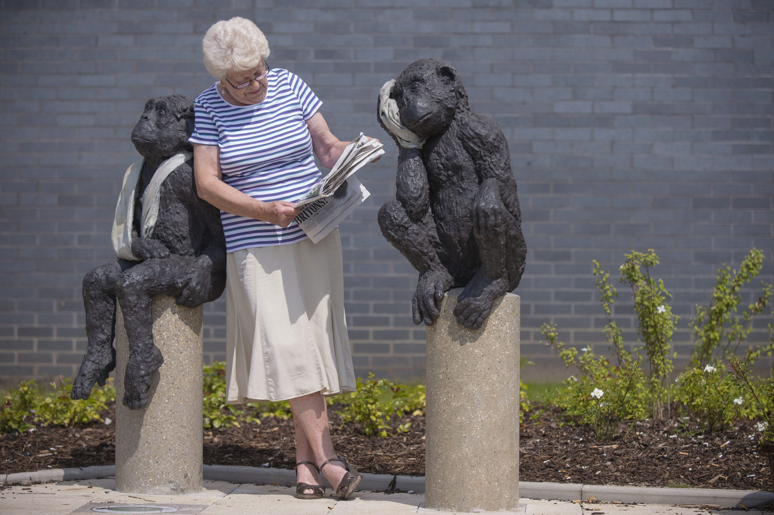 The public art programme for Southmead Hospital, Bristol, UK