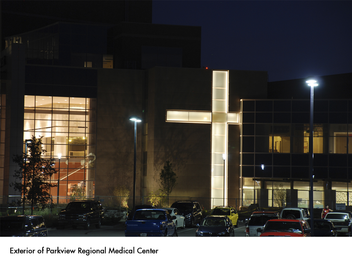 The Chapel at Parkview Regional Medical Center