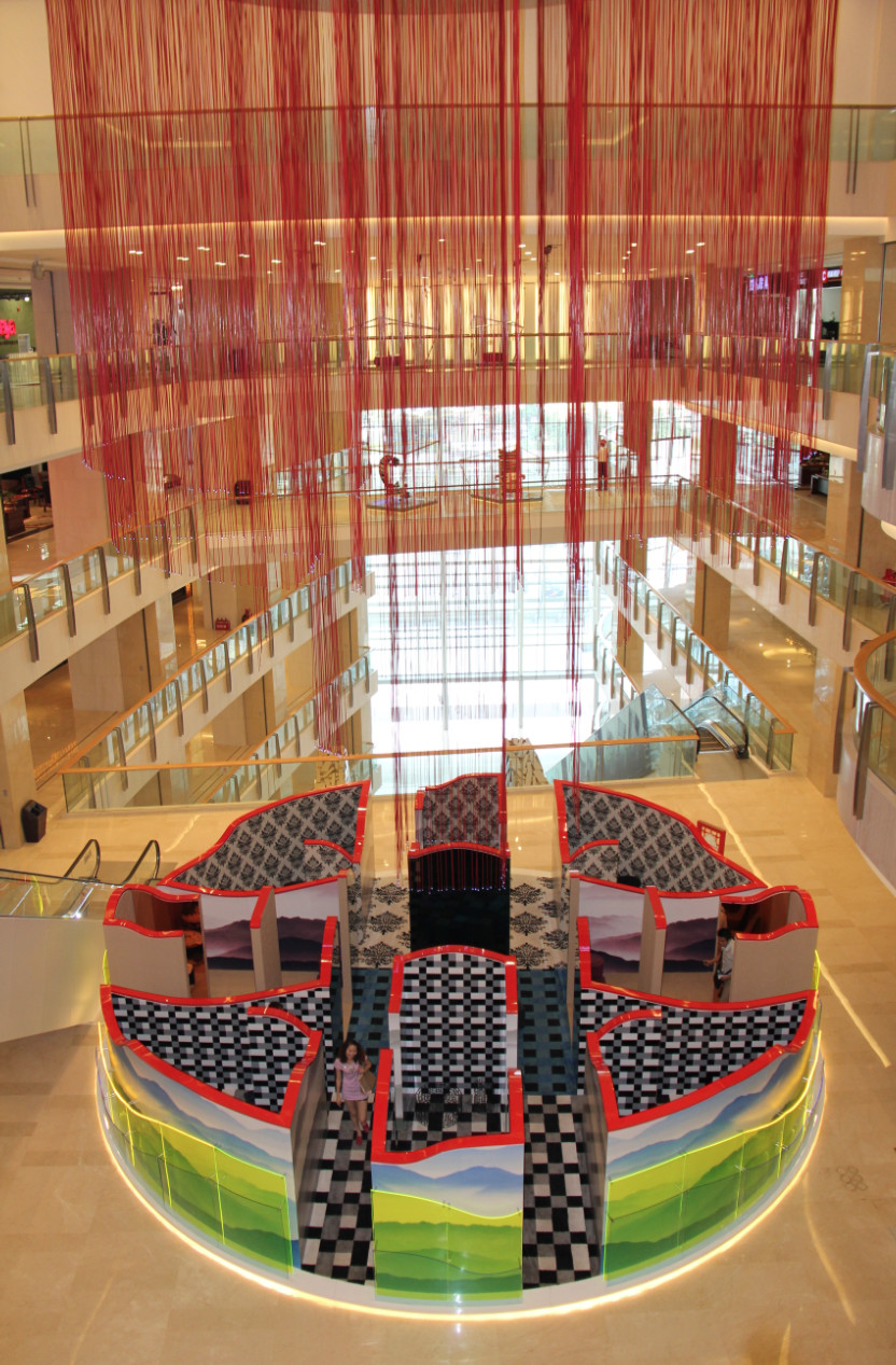 Louvre Headquarters Art Furniture EXPO