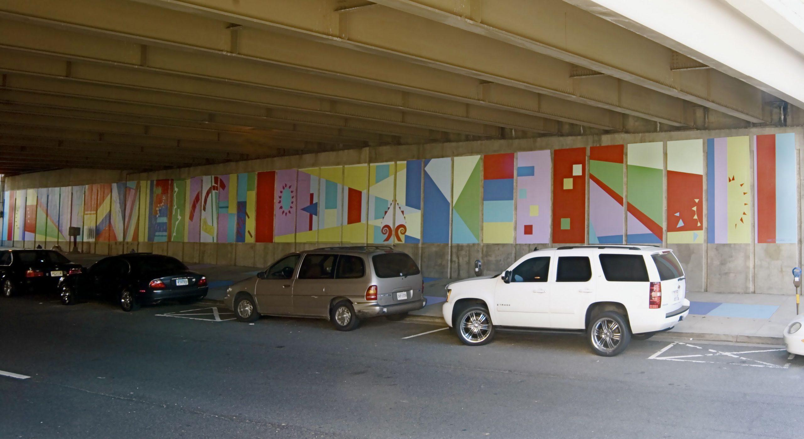 Prism Art Wall