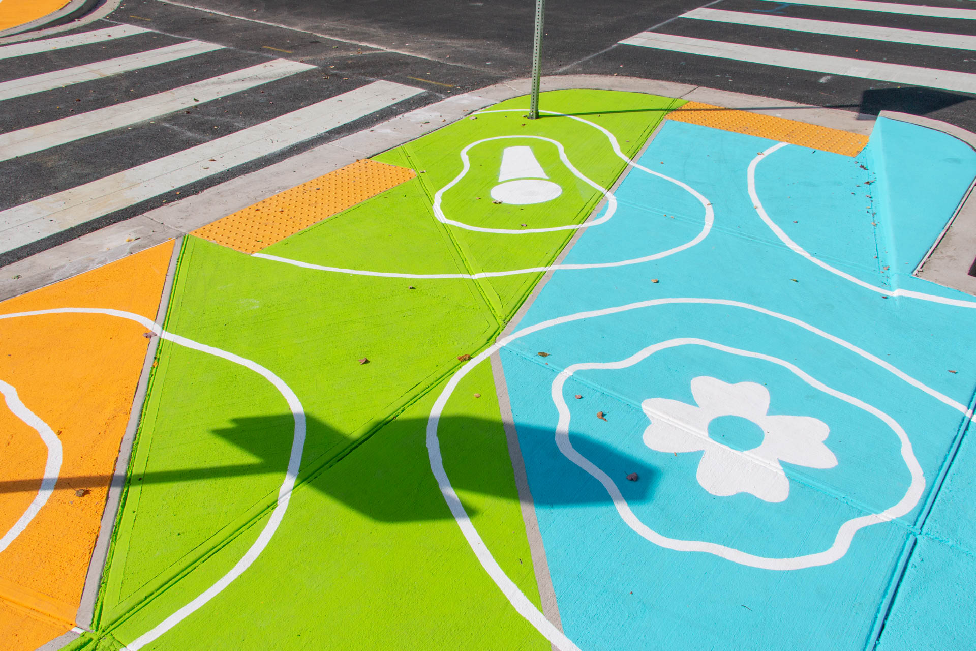 Reverberations Crosswalk