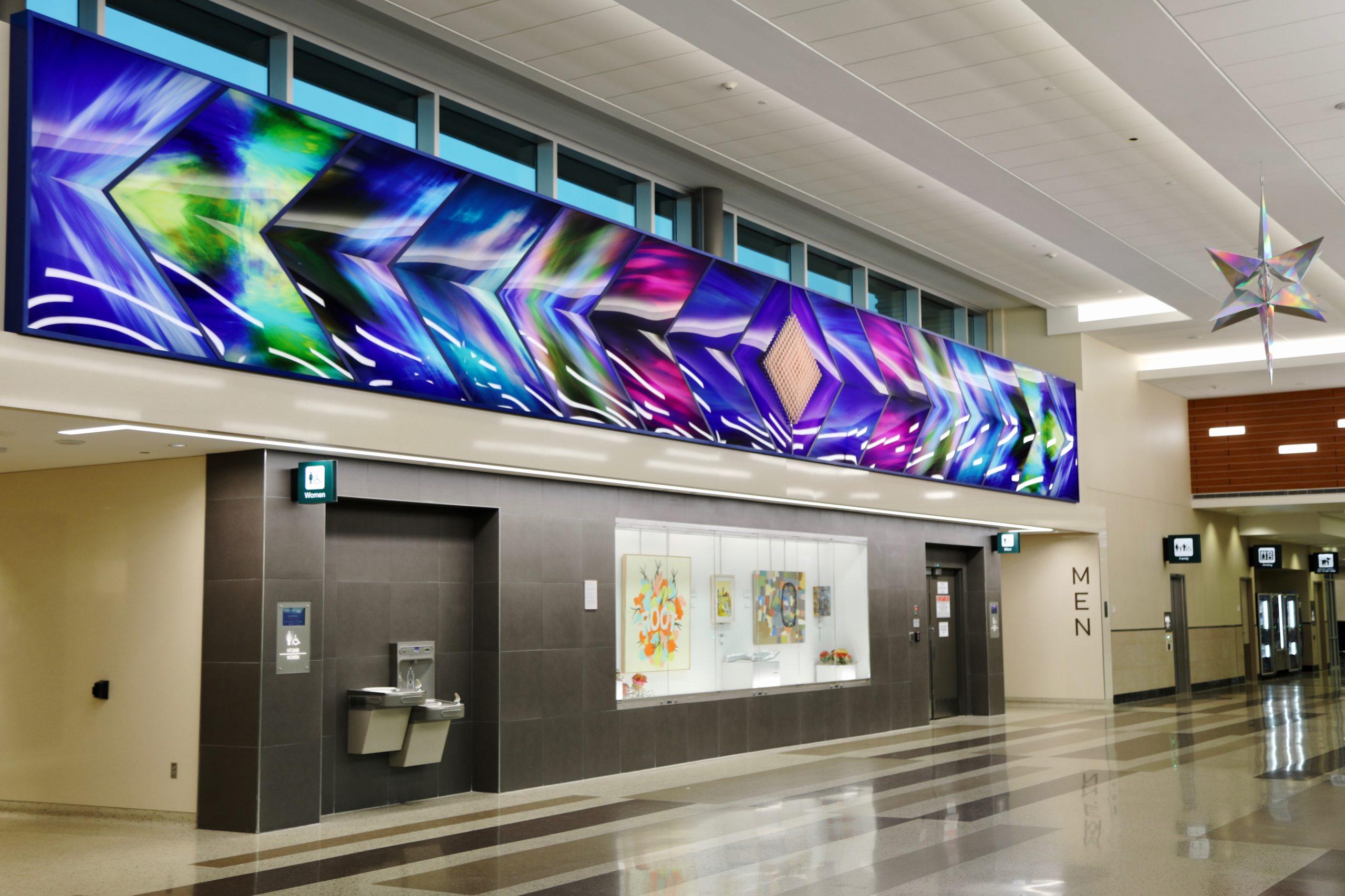 Minneapolis – Saint Paul International Airport Art Installation