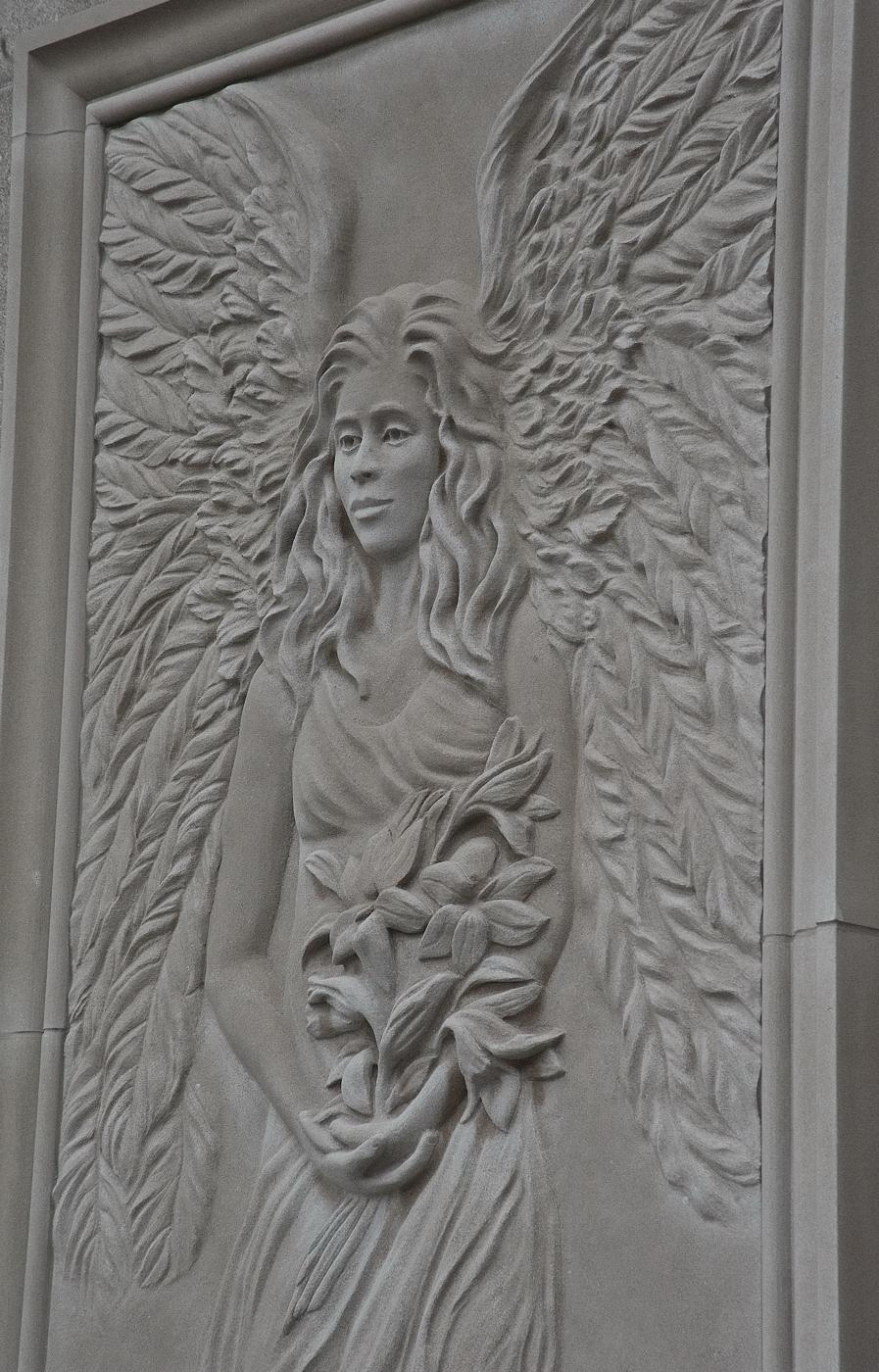 Vivaldi's Angels- Chapel of Angels- Sunset Hills Mausoleum