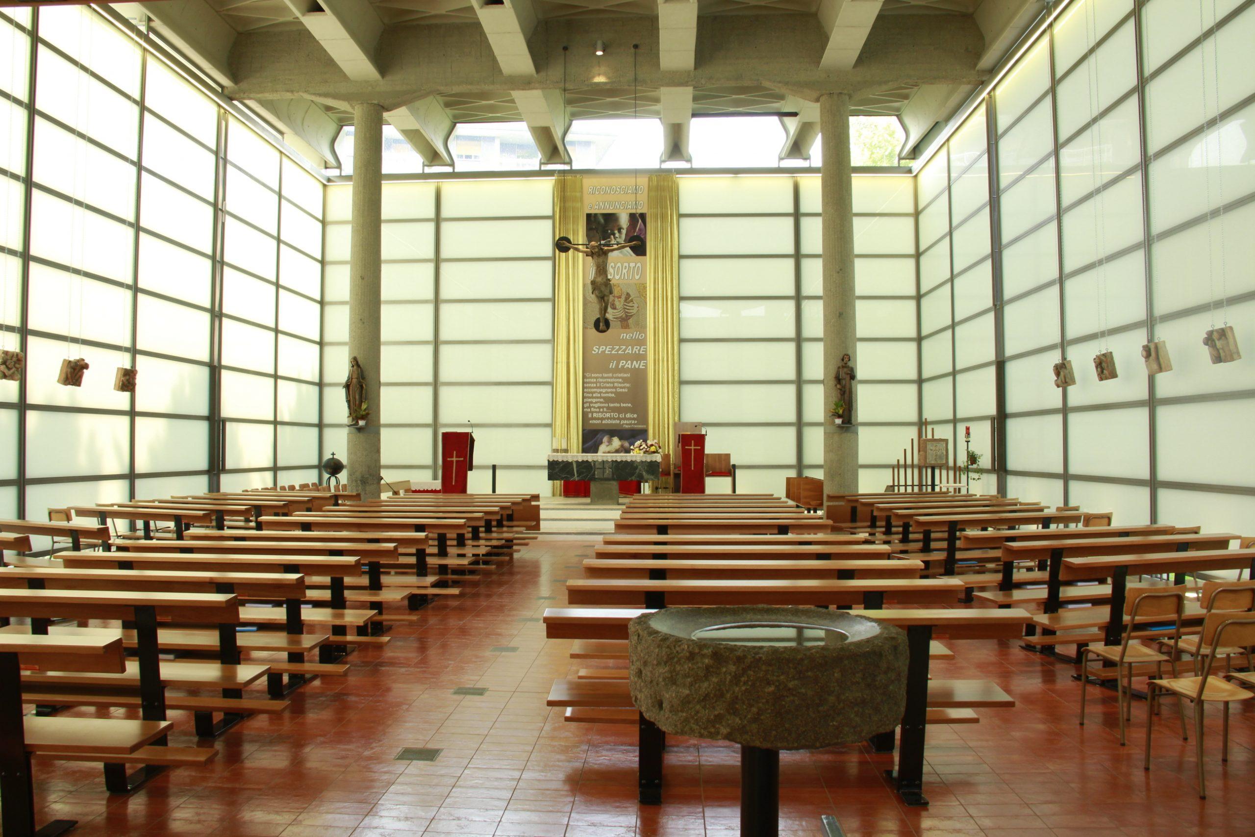 CHURCH OF BARANZATE