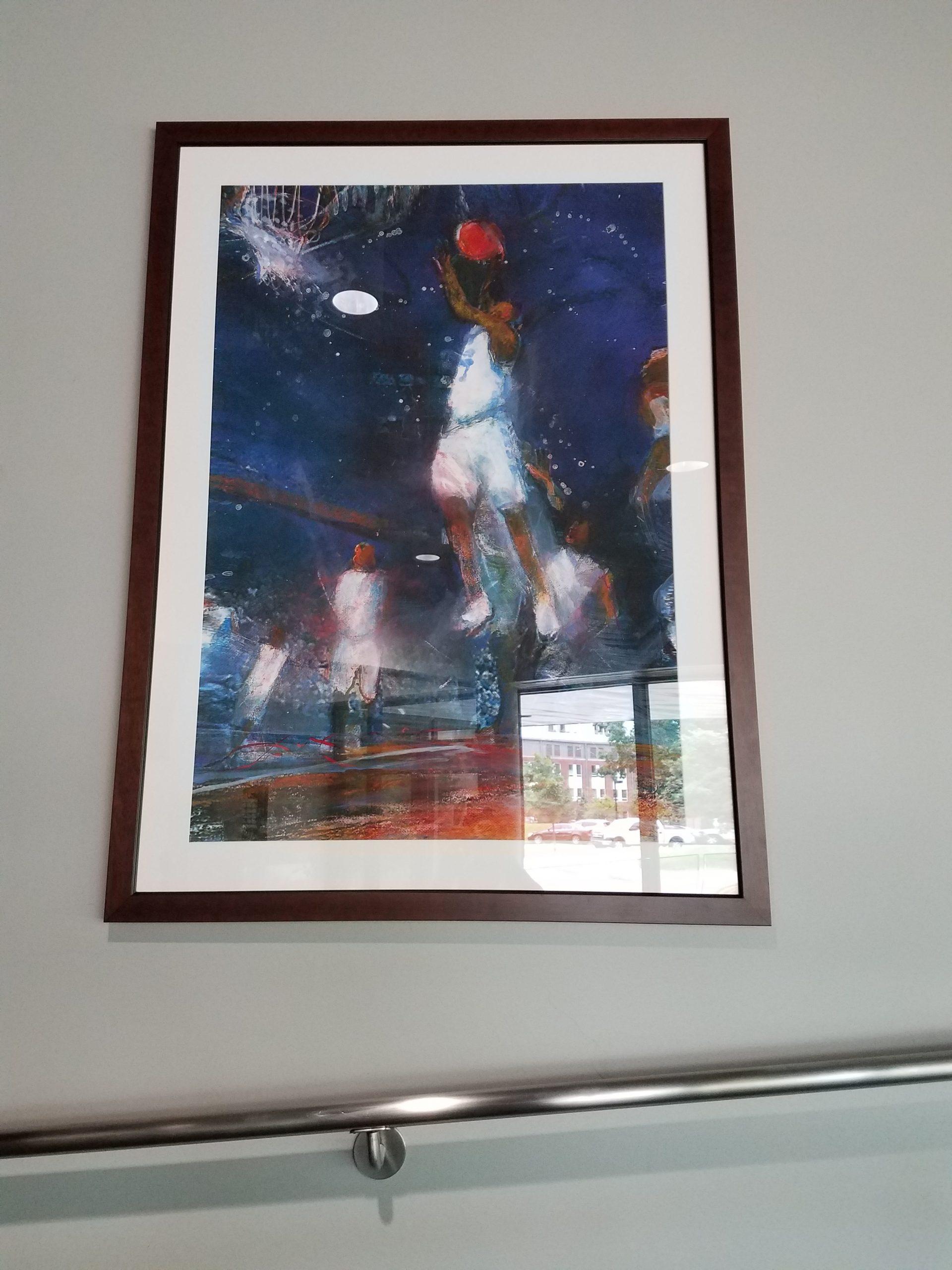 University of Kentucky Sports Artwork