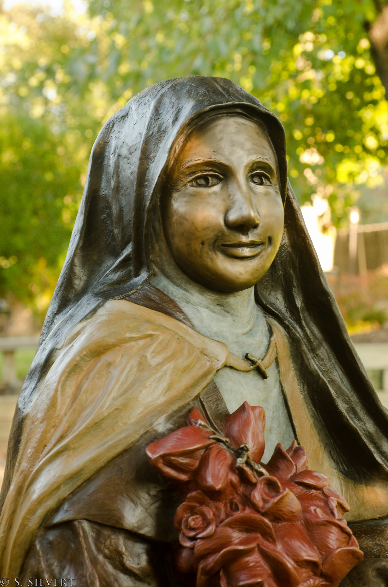 The Little Flower (Saint Therese of Lisieux)