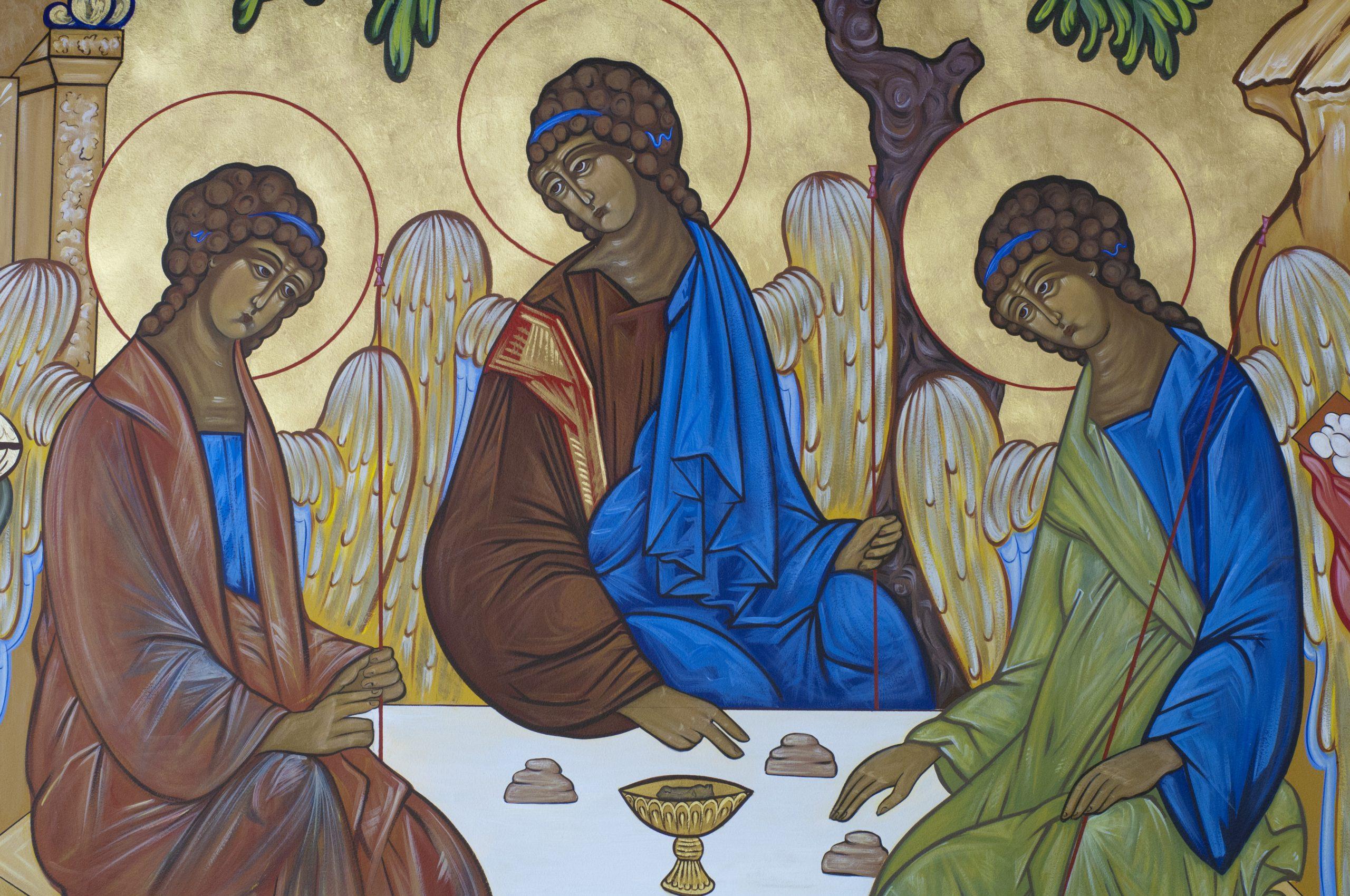 Hospitality of Abraham and Sara