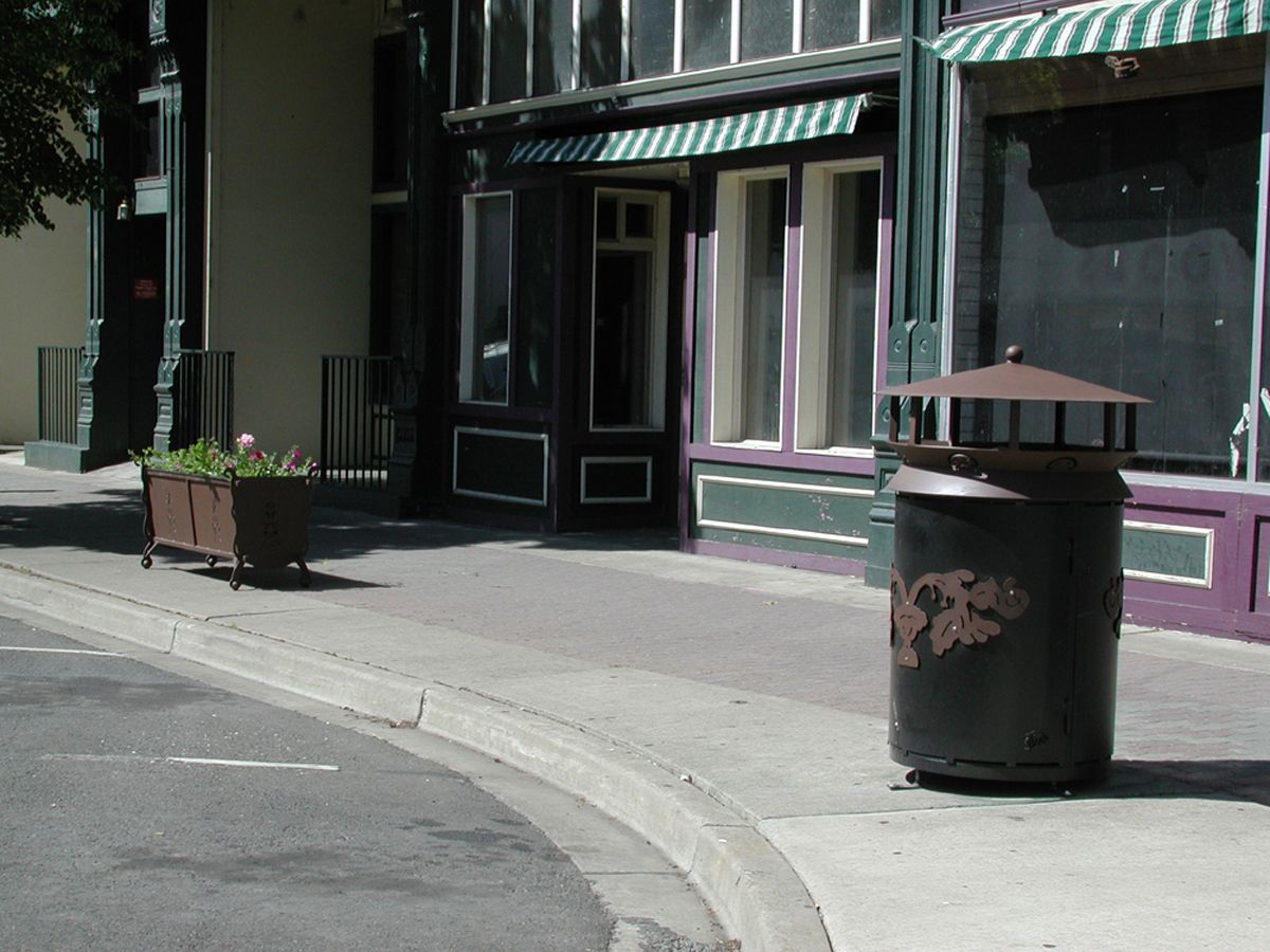 Ellensburg Downtown
