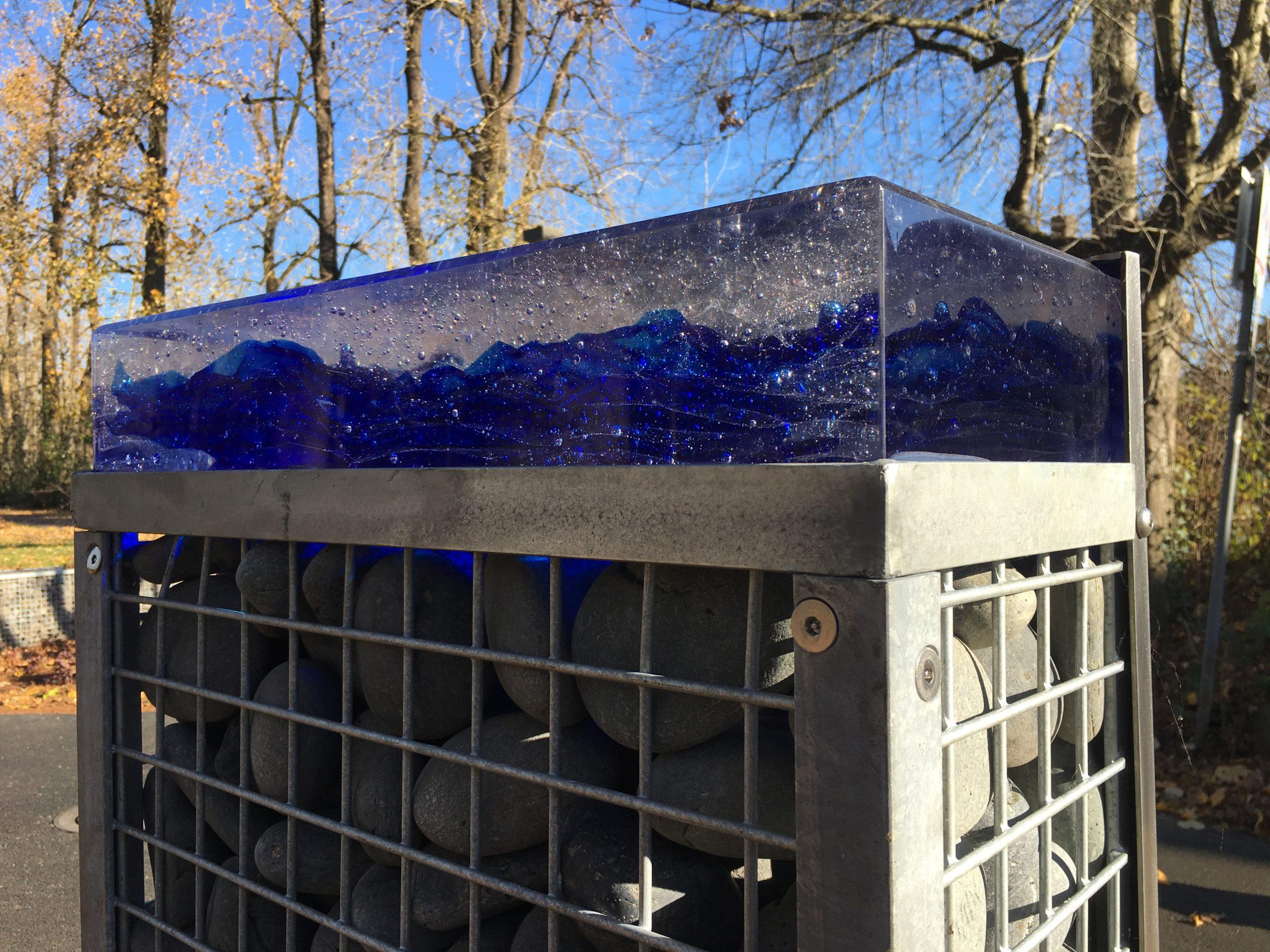 Willamette Park Capstones