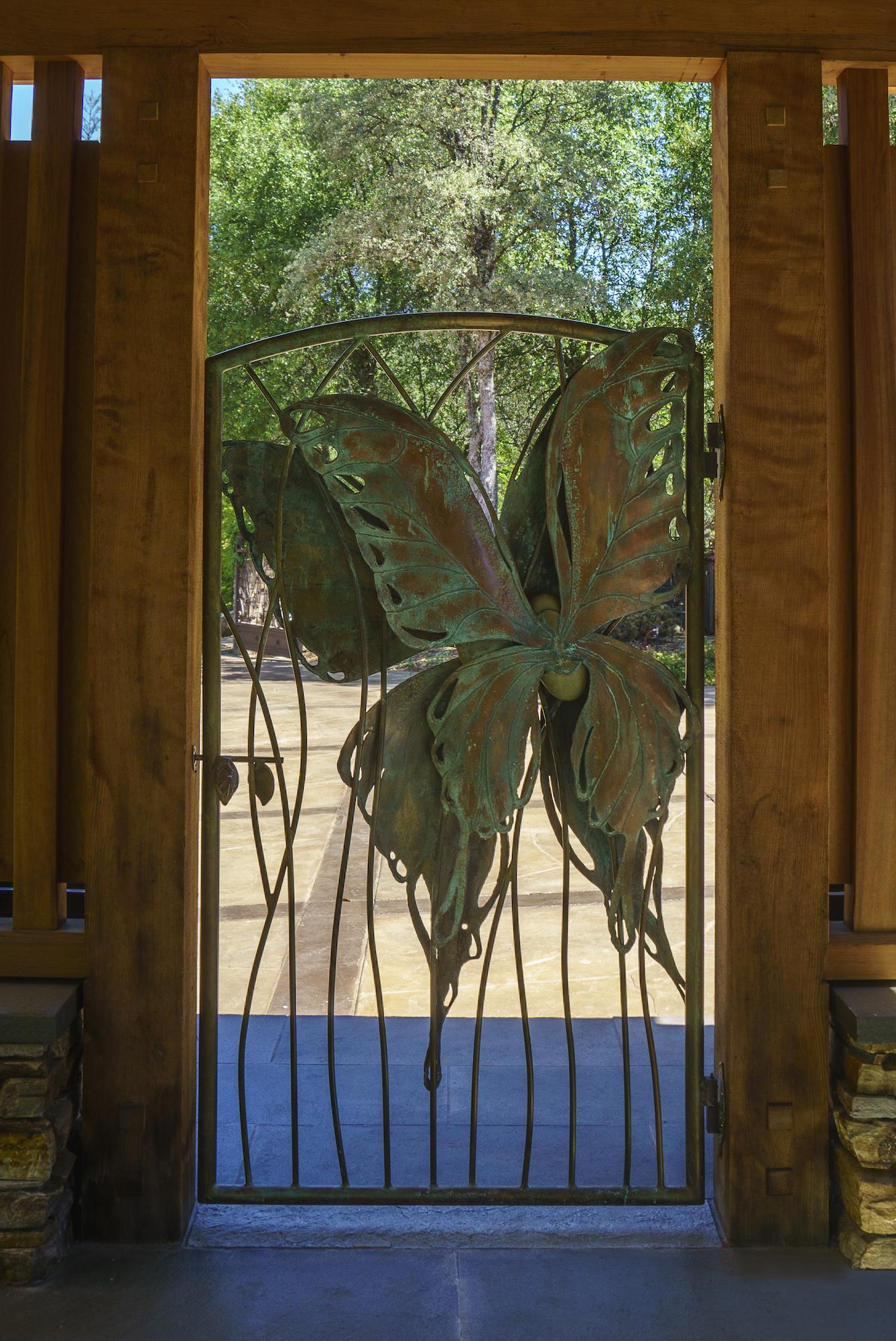 Butterfly Gate