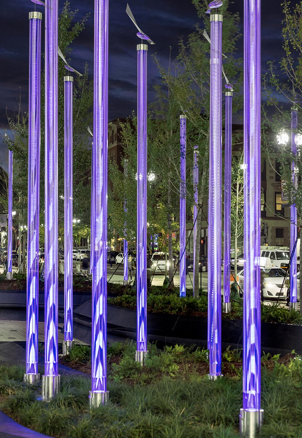 Prudential Center Plaza at 888 Boylston Street