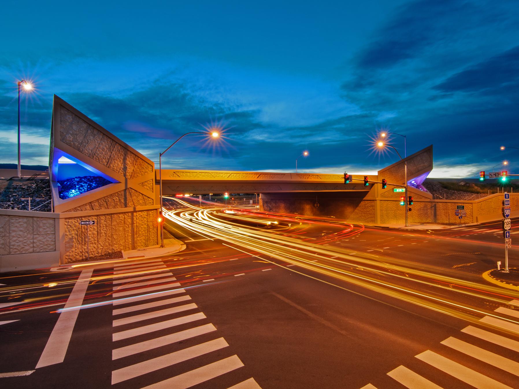 I-580/Meadowood Complex Improvements
