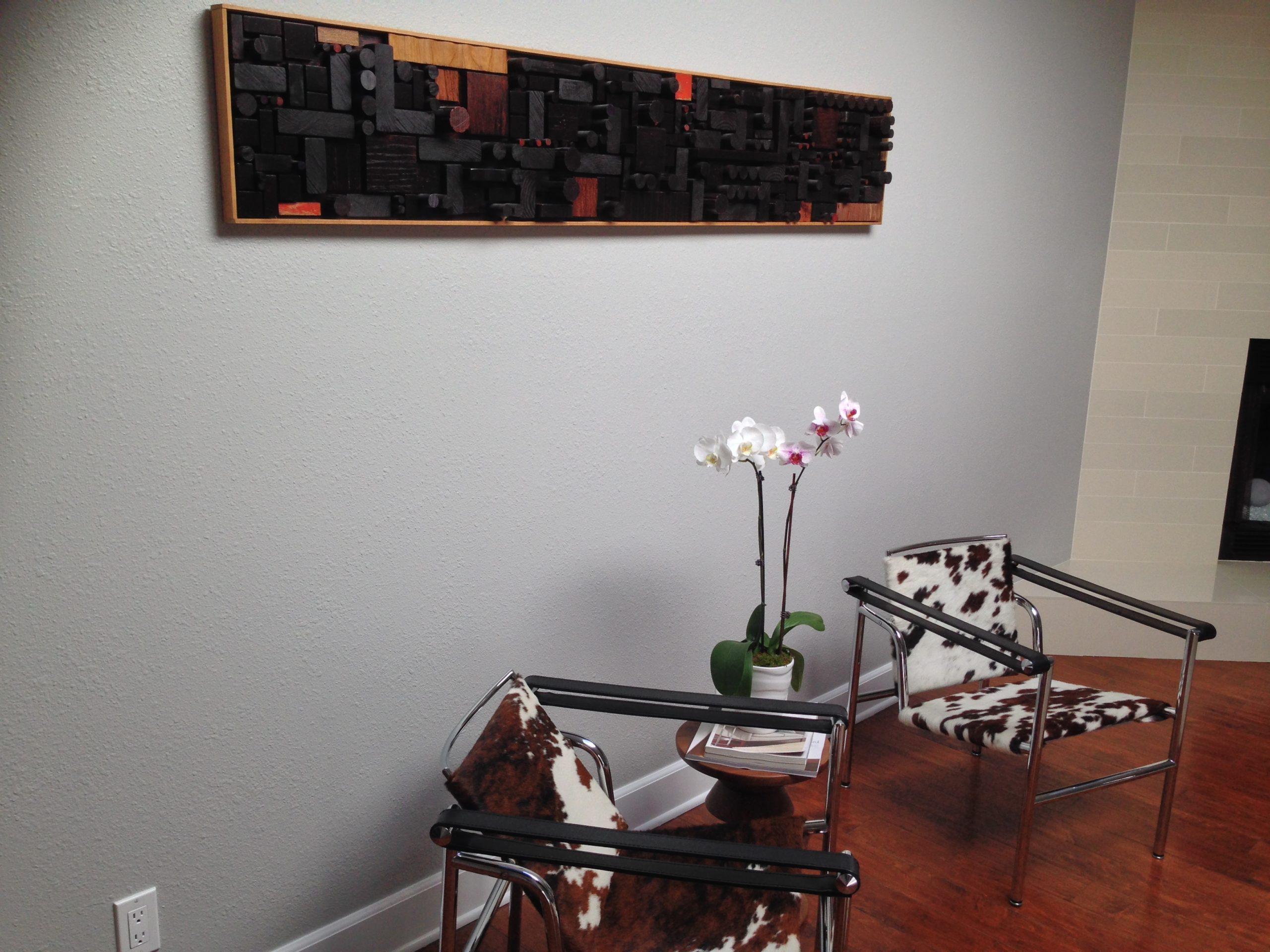 Interior Art Work – Nejad Residence