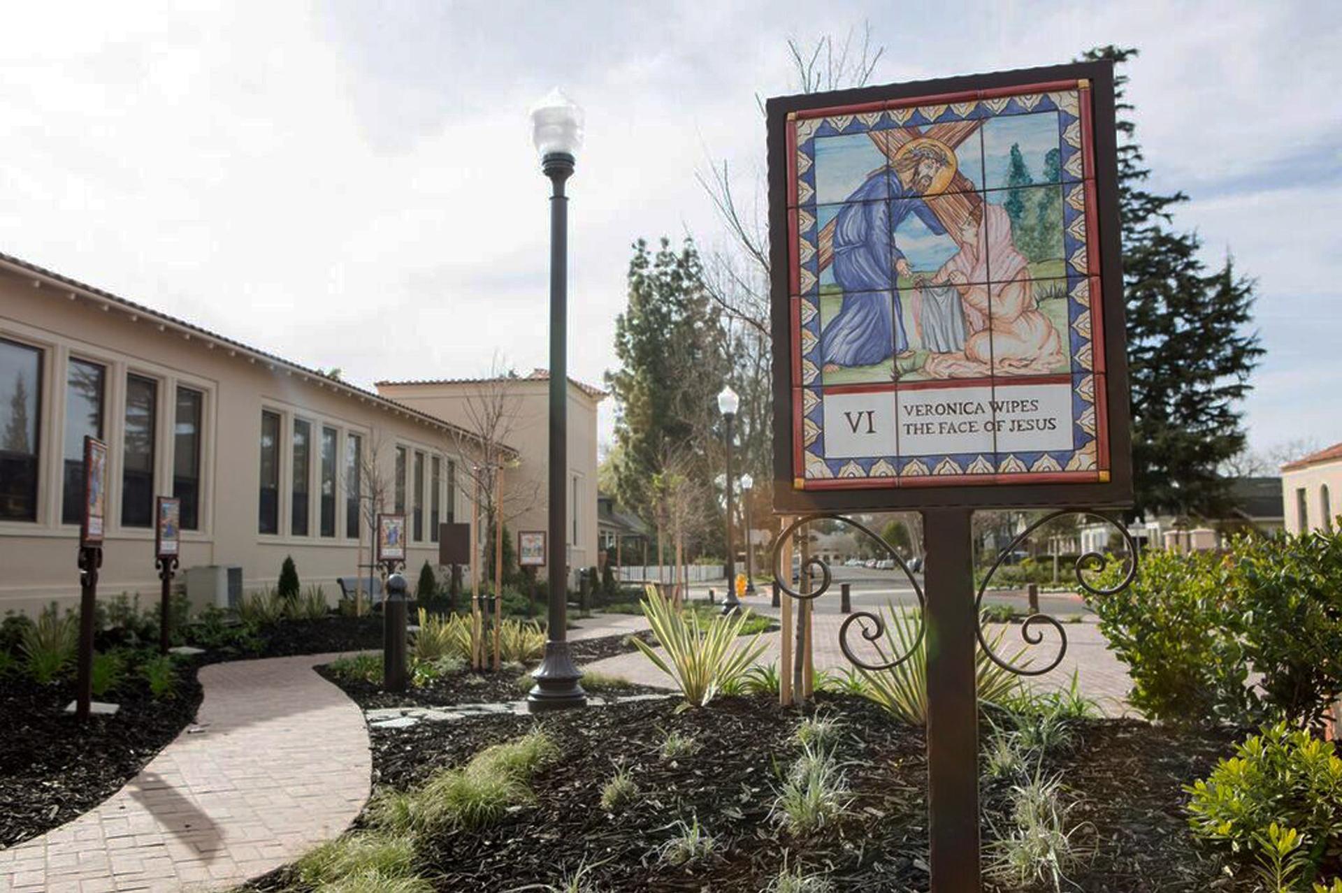 St. Anne's Plaza