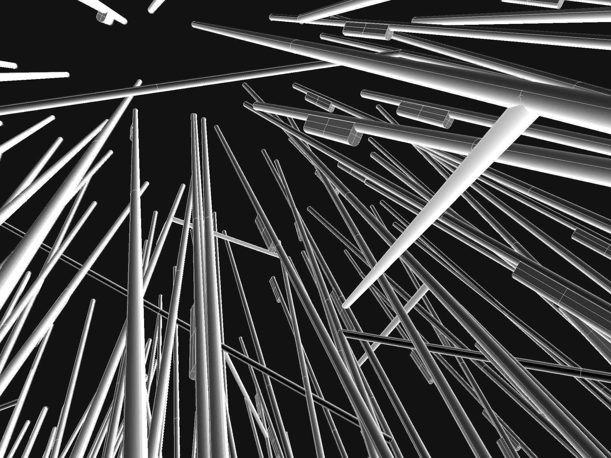 Light Forest Maze