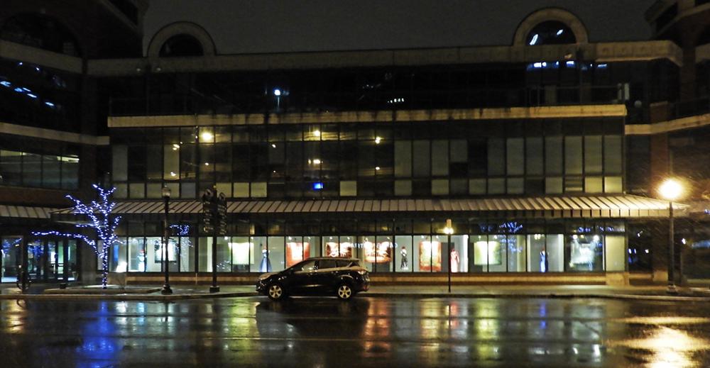 Main Street Windows