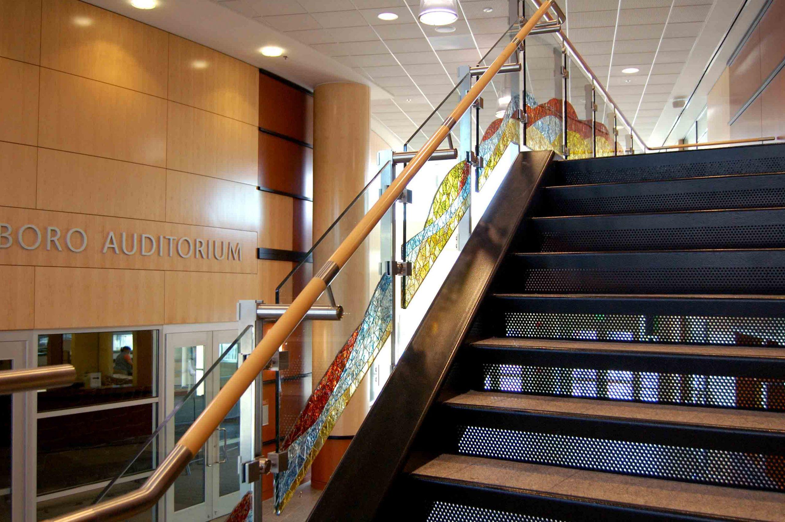 Hillsboro Civic Center Grand Staircase