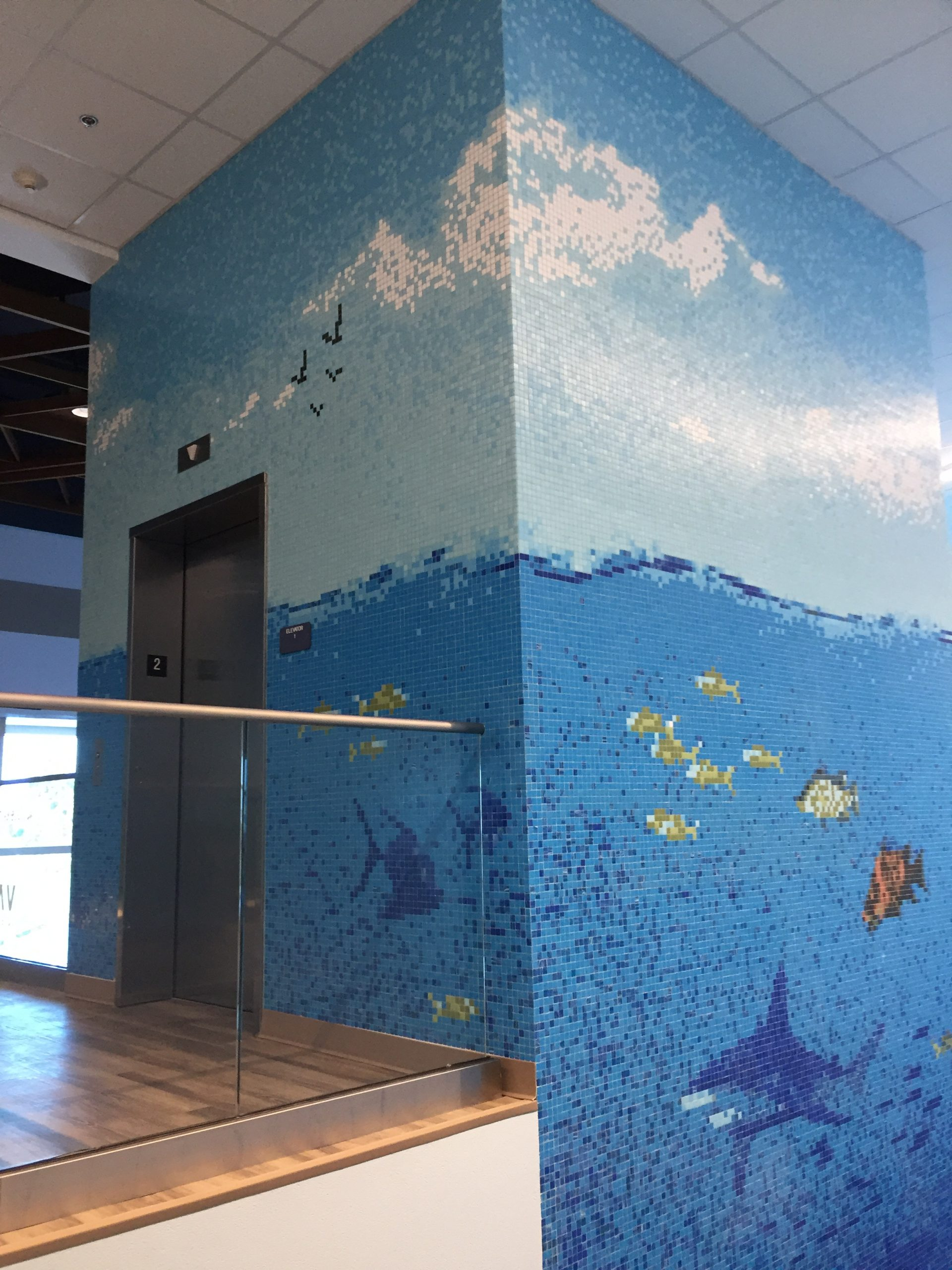 """Texas State Aquarium """"Caribbean Journey"""""""