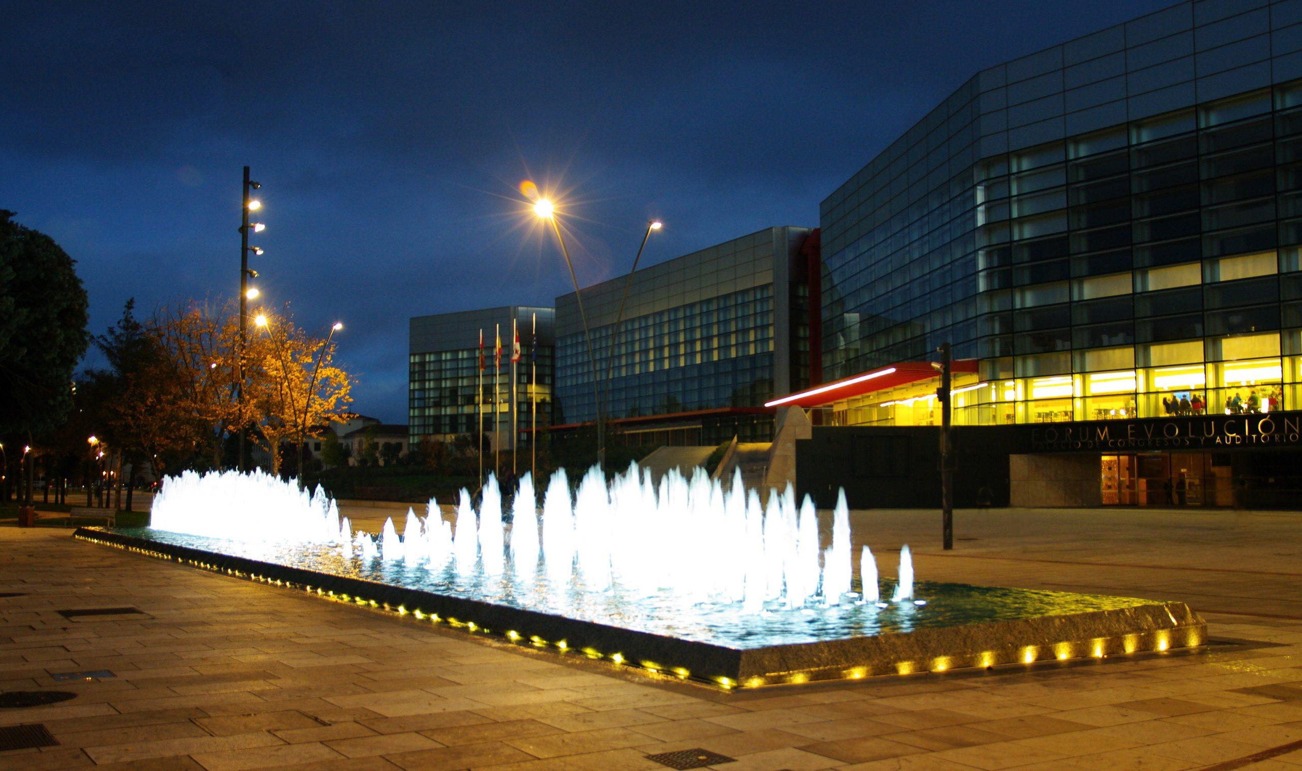 Wave Fountain
